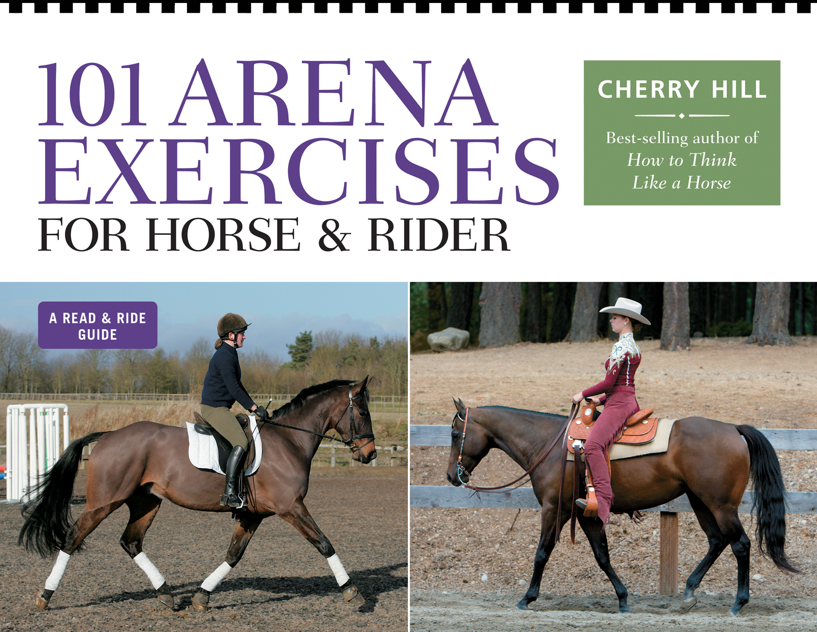101 Arena Exercises for Horse & Rider  - Cherry Hill