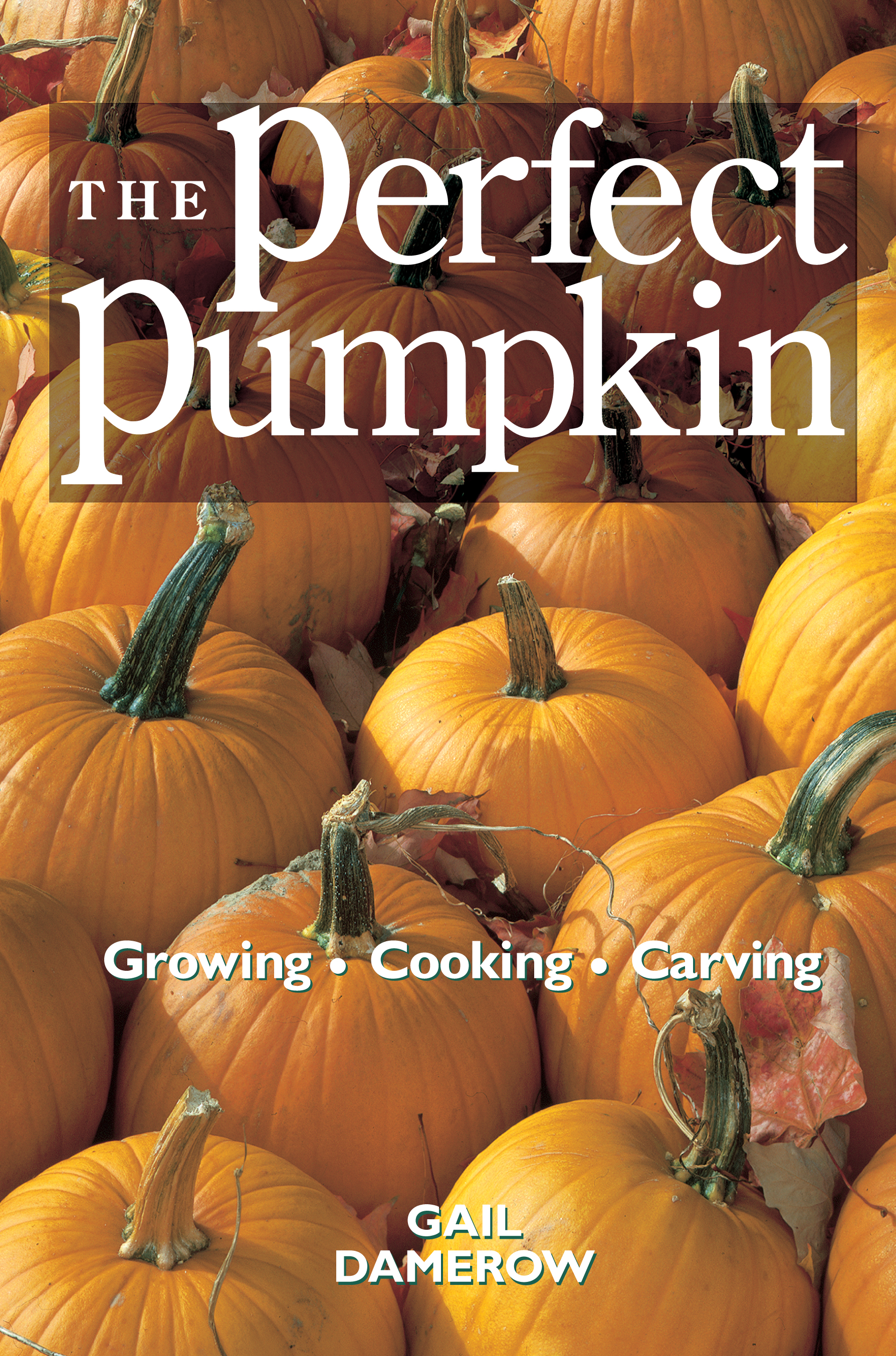 The Perfect Pumpkin Growing/Cooking/Carving - Gail Damerow