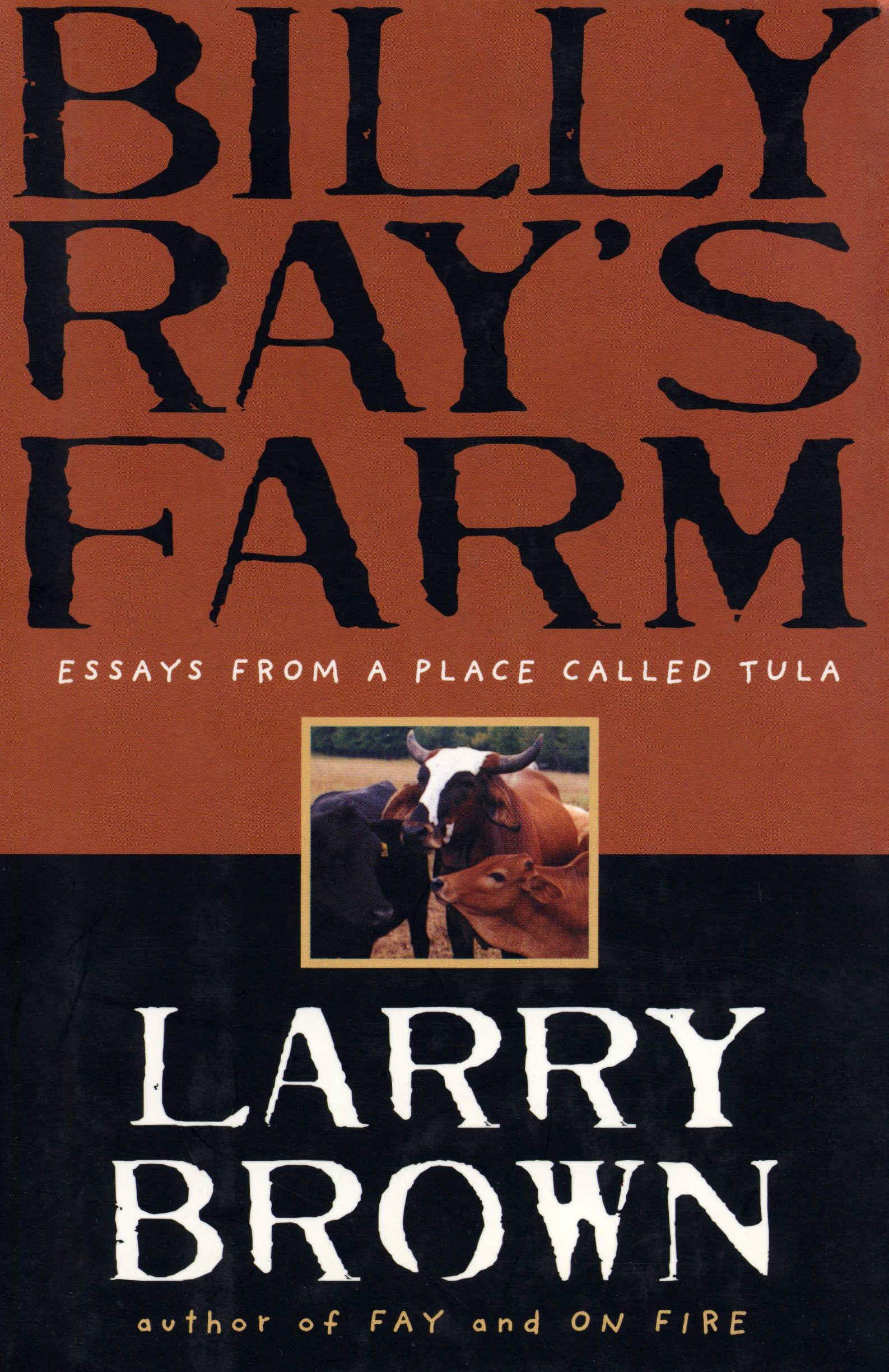 Image result for billy ray's farm larry brown