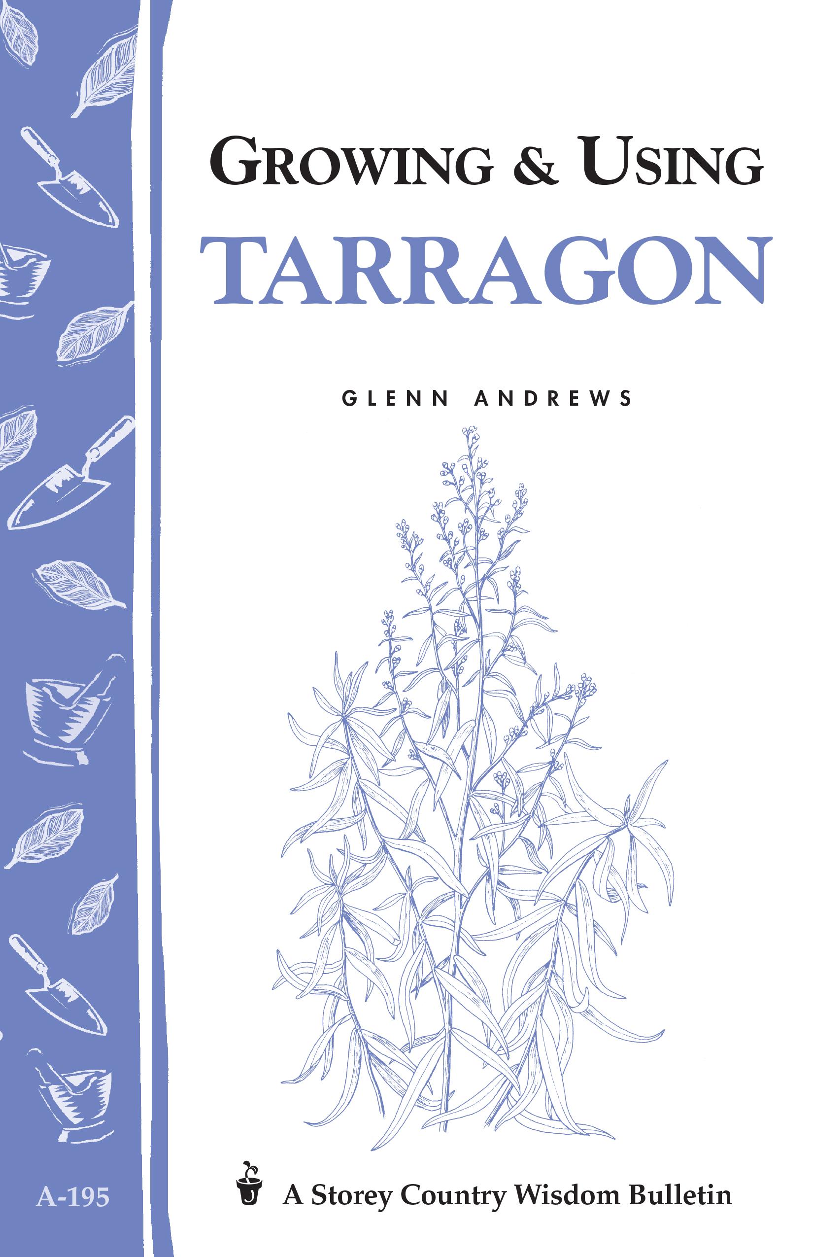 Growing & Using Tarragon Storey's Country Wisdom Bulletin A-195 - Glenn Andrews
