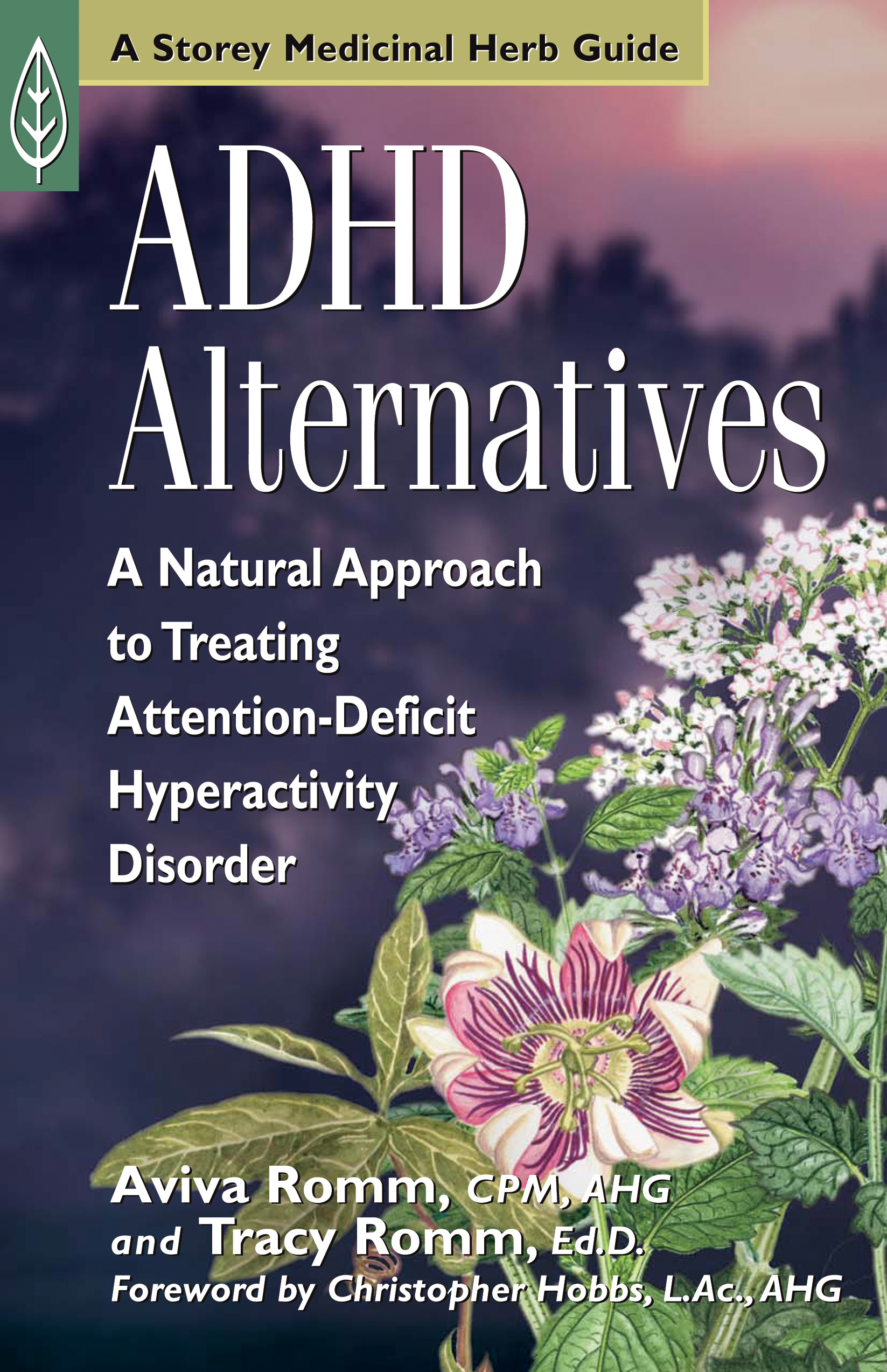 ADHD Alternatives A Natural Approach to Treating Attention Deficit Hyperactivity Disorder - Aviva J. Romm