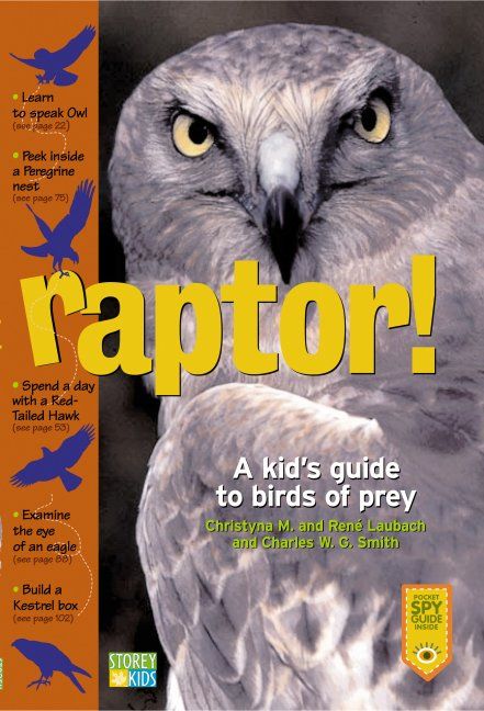 Raptor! A Kid's Guide to Birds of Prey - Christyna M. Laubach