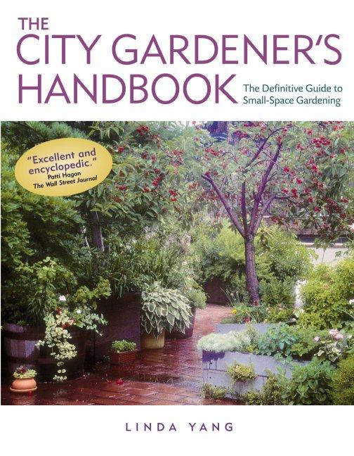 the city gardener's handbook  storey publishing