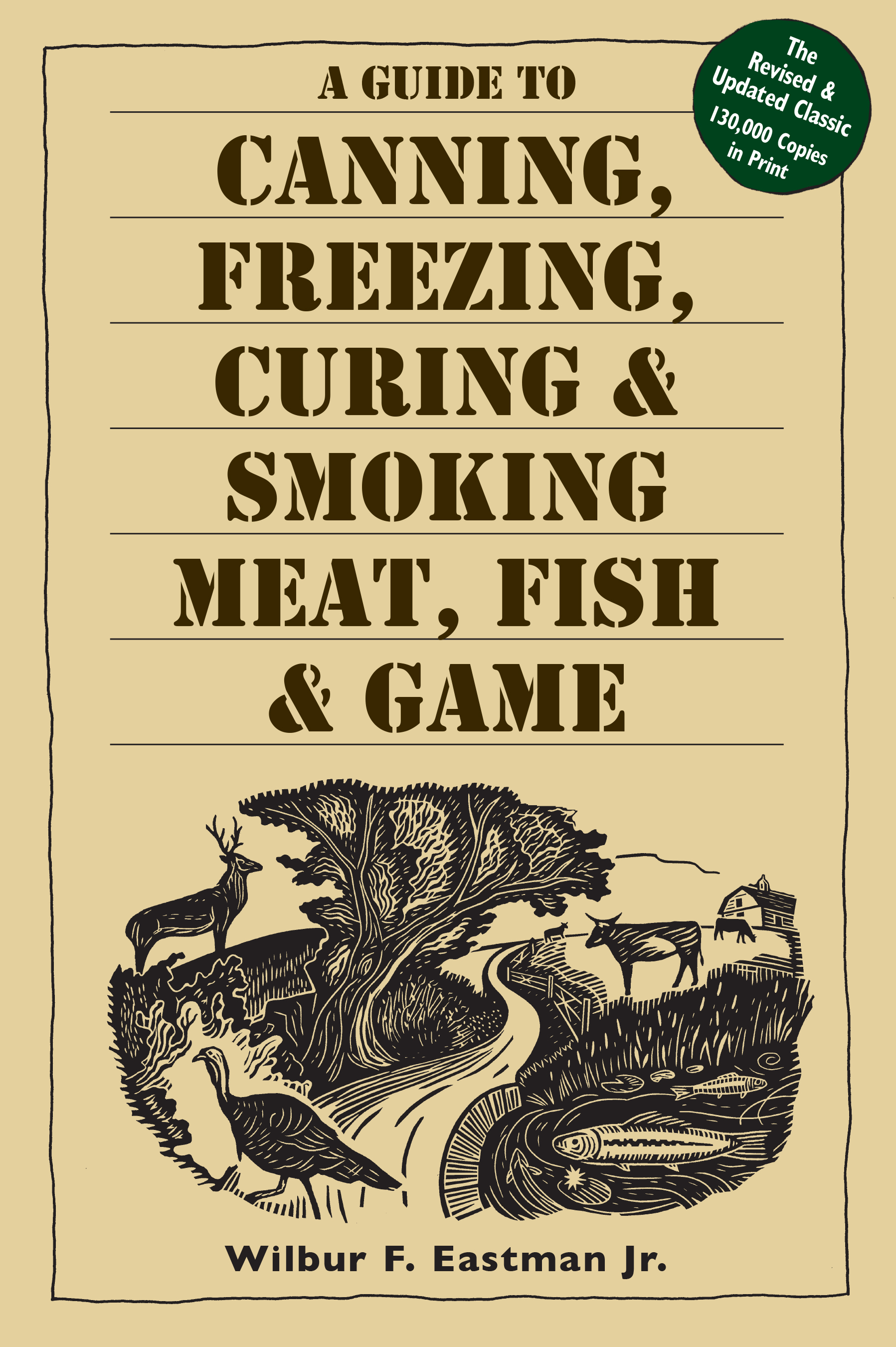 A Guide to Canning, Freezing, Curing & Smoking Meat, Fish & Game  - Wilbur F. Eastman, Jr.
