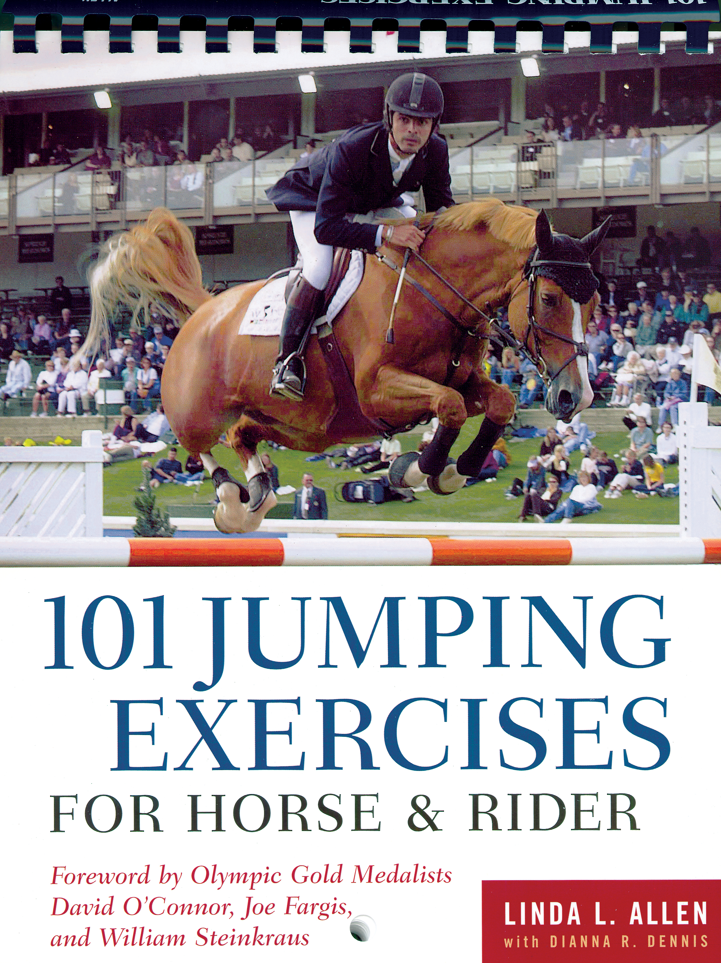 101 Jumping Exercises for Horse & Rider  - Linda Allen