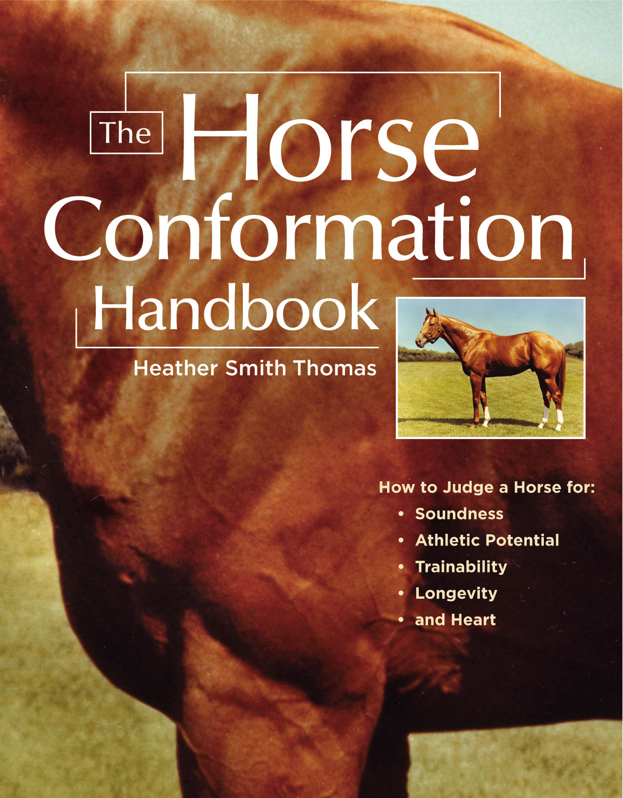The Horse Conformation Handbook  - Heather Smith Thomas