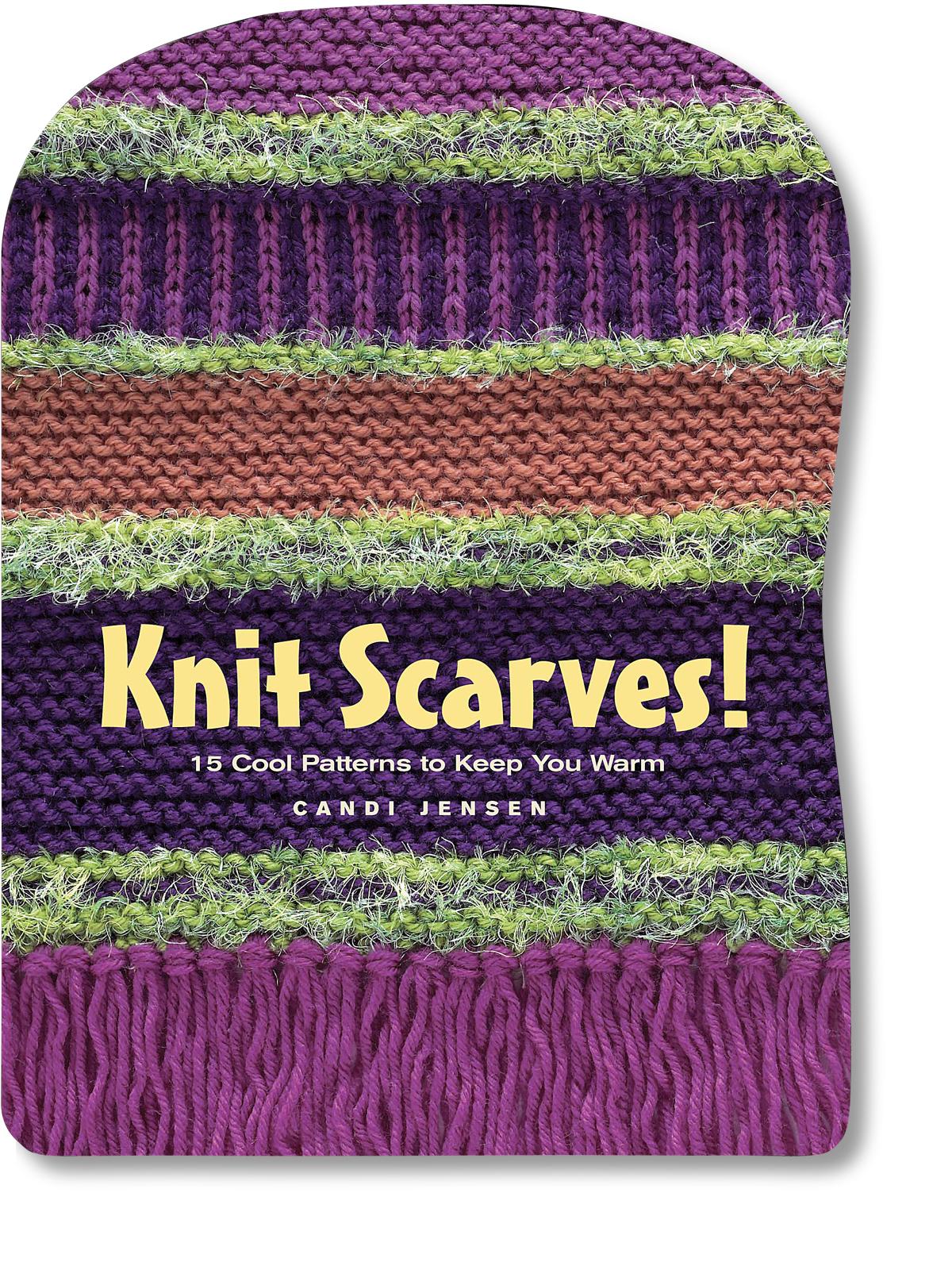 Knit Scarves!  - Candi Jensen