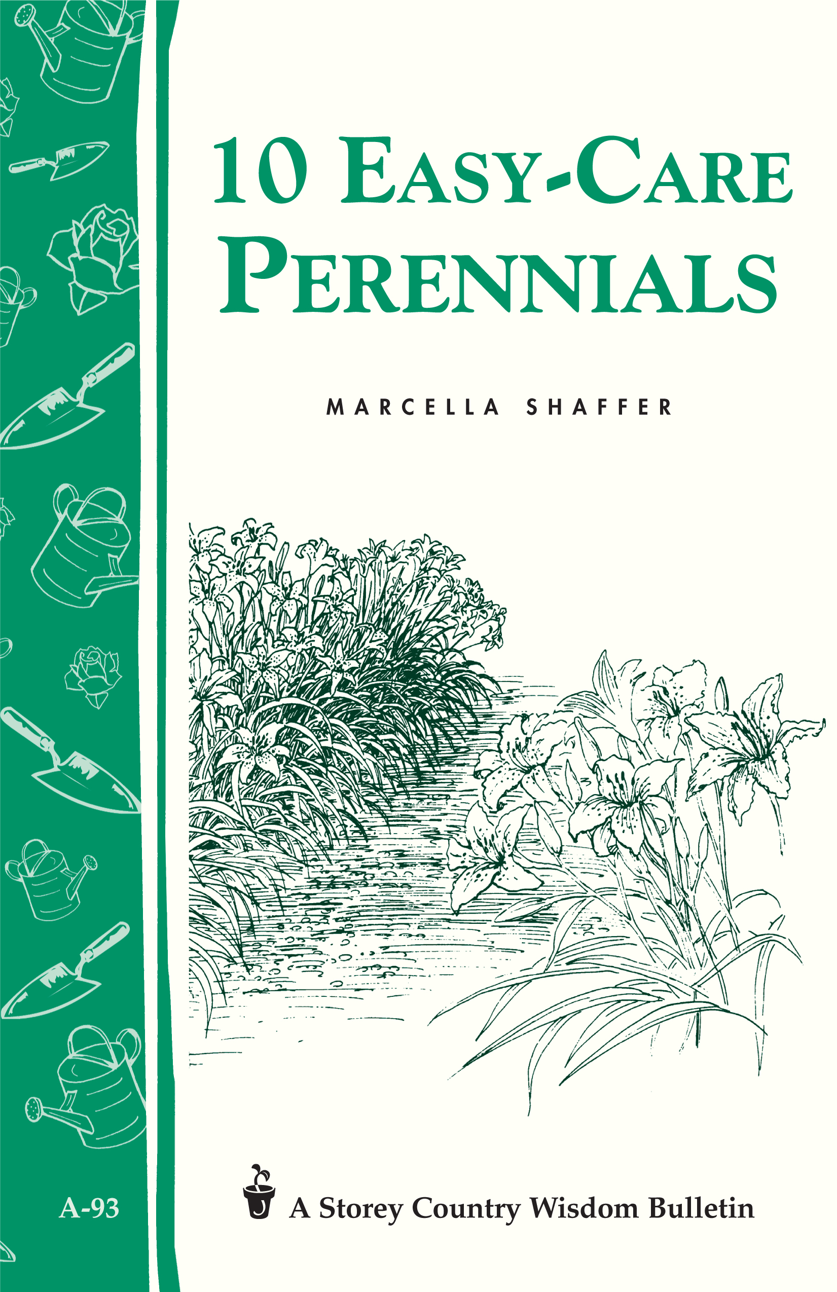 10 Easy-Care Perennials  - Marcella Shaffer