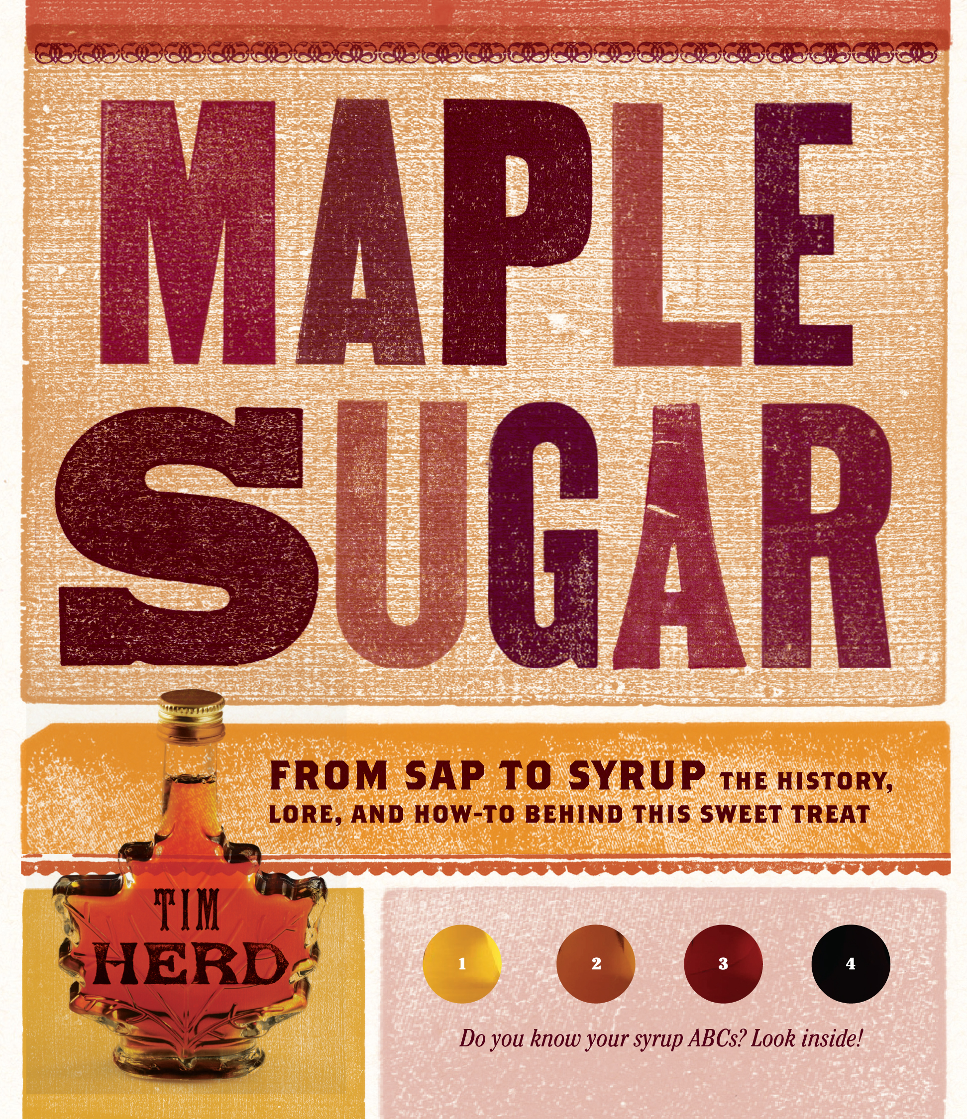 Maple Sugar From Sap to Syrup: The History, Lore, and How-To Behind This Sweet Treat - Tim Herd
