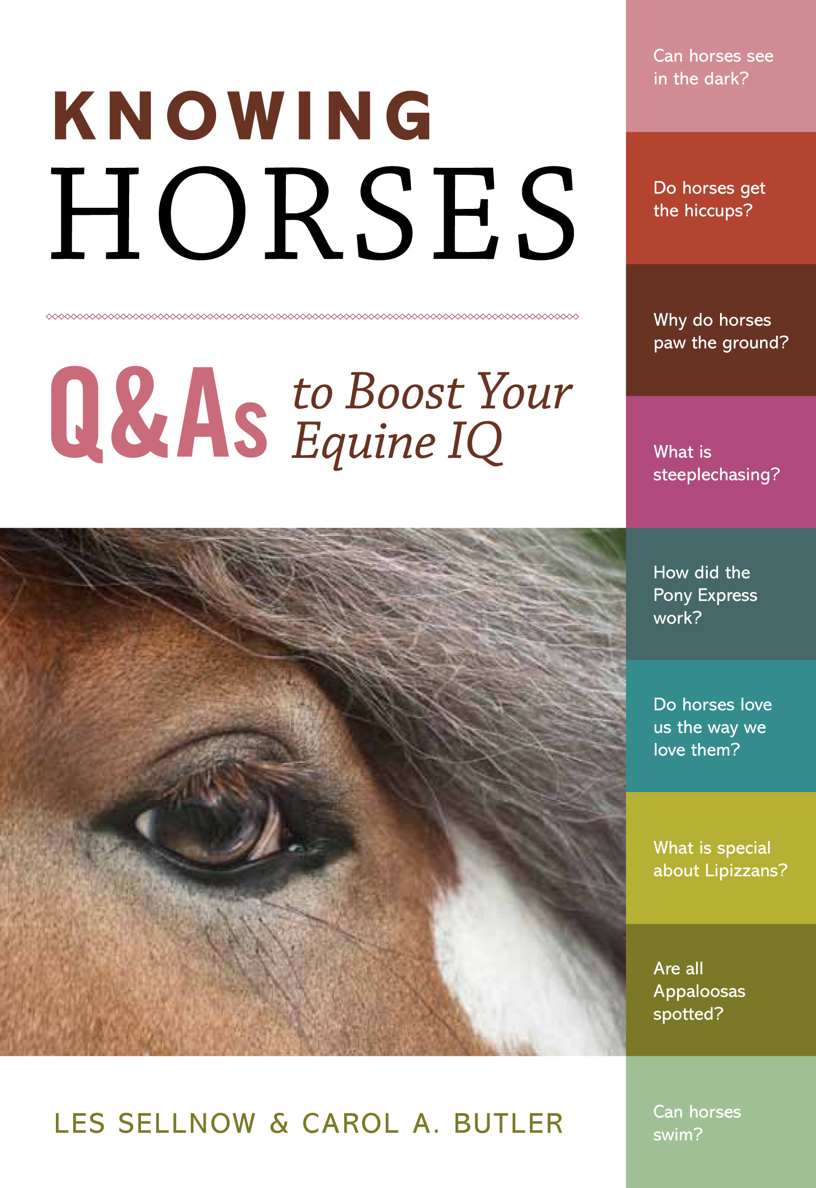 Knowing Horses Q&As to Boost Your Equine IQ - Carol A. Butler