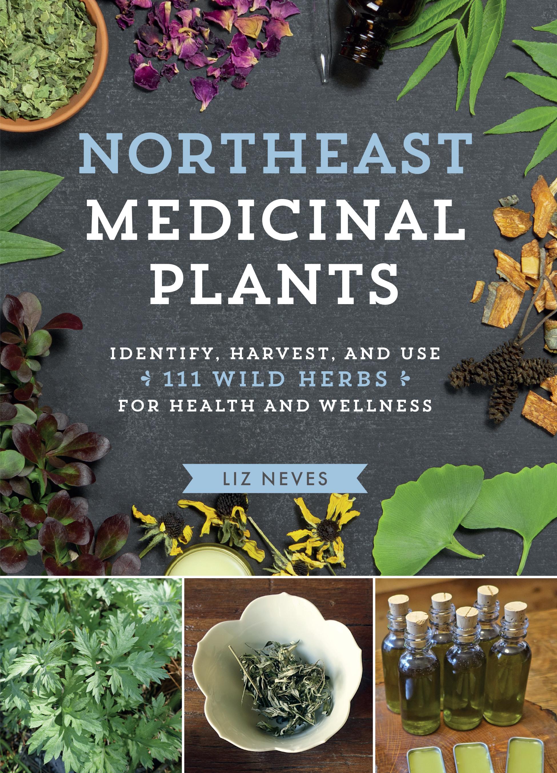 Northeast Medicinal Plants Workman Publishing