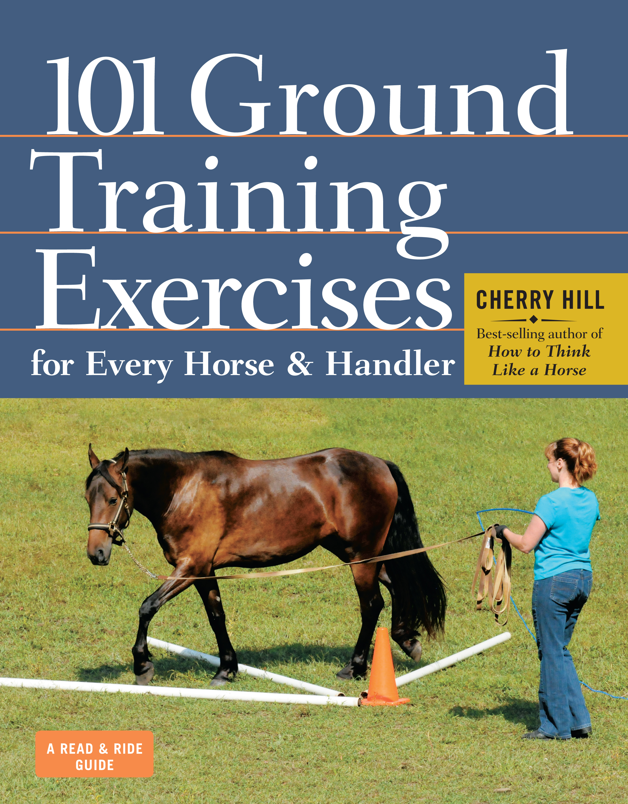 101 Ground Training Exercises for Every Horse & Handler  - Cherry Hill