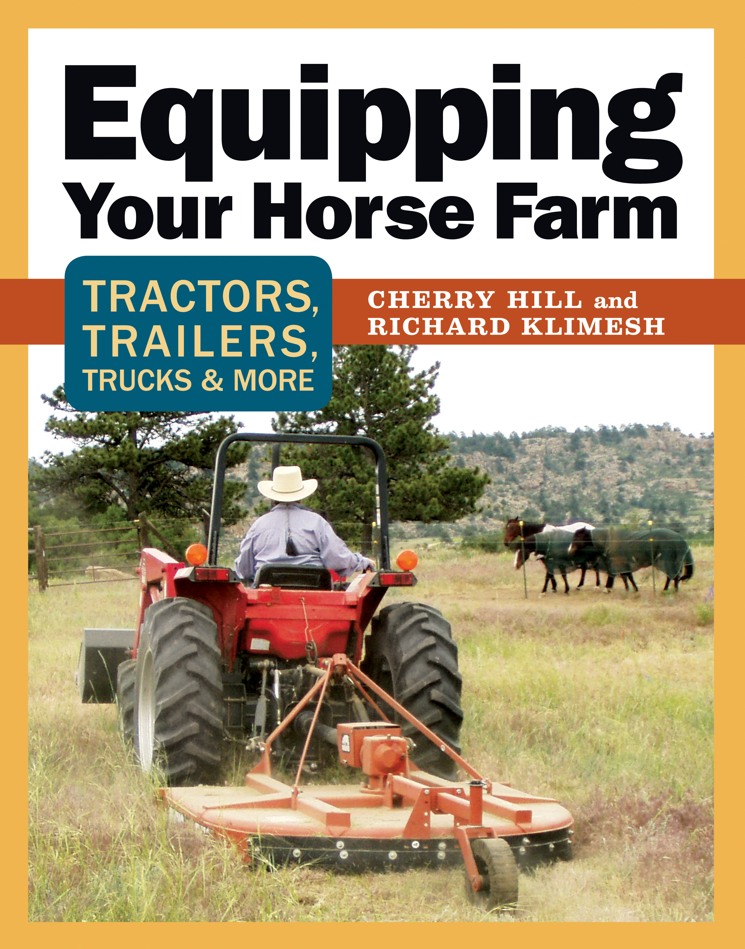 Equipping Your Horse Farm Tractors, Trailers, Trucks & More - Cherry Hill