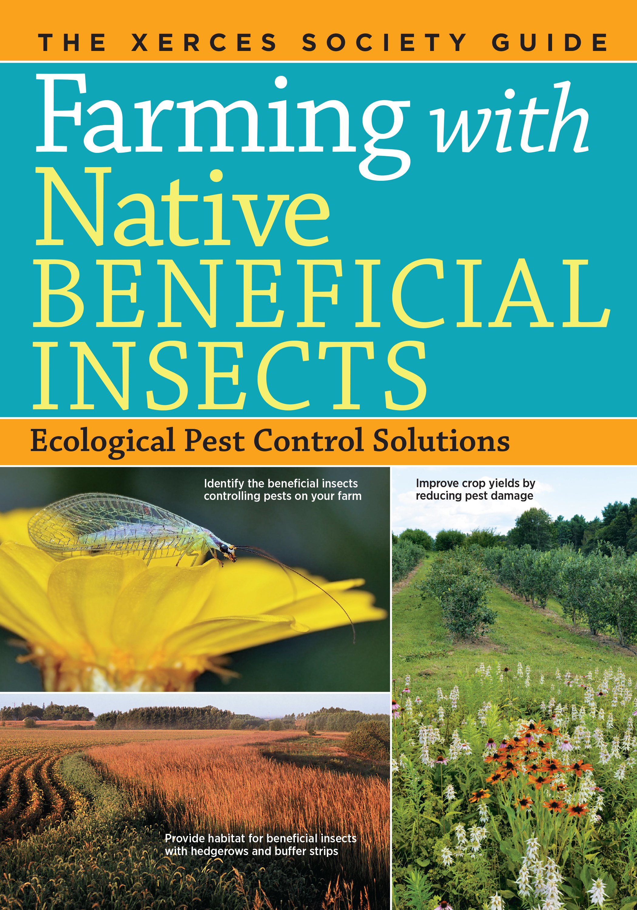 Farming with Native Beneficial Insects Ecological Pest Control Solutions - The Xerces Society