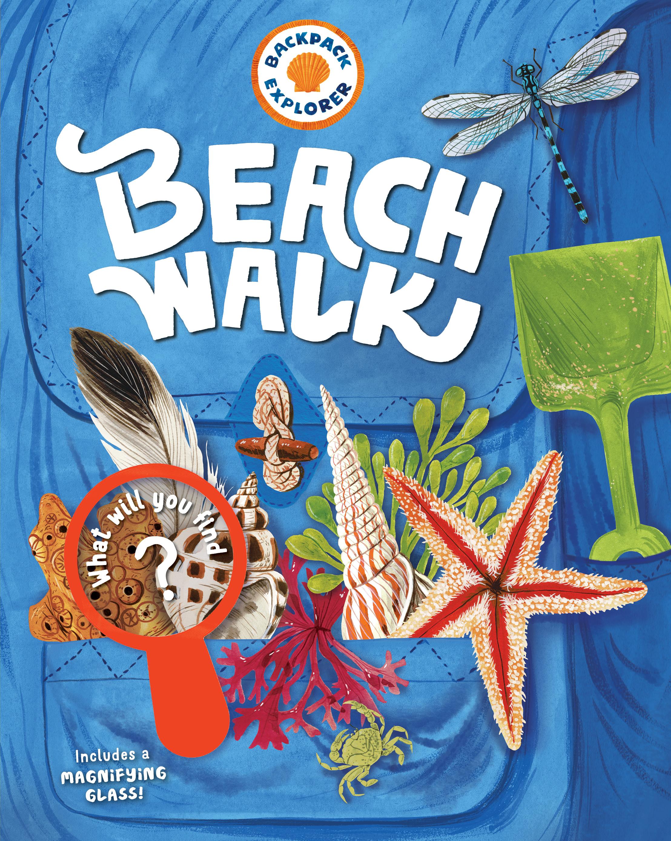 Backpack Explorer: Beach Walk  - Editors of Storey Publishing