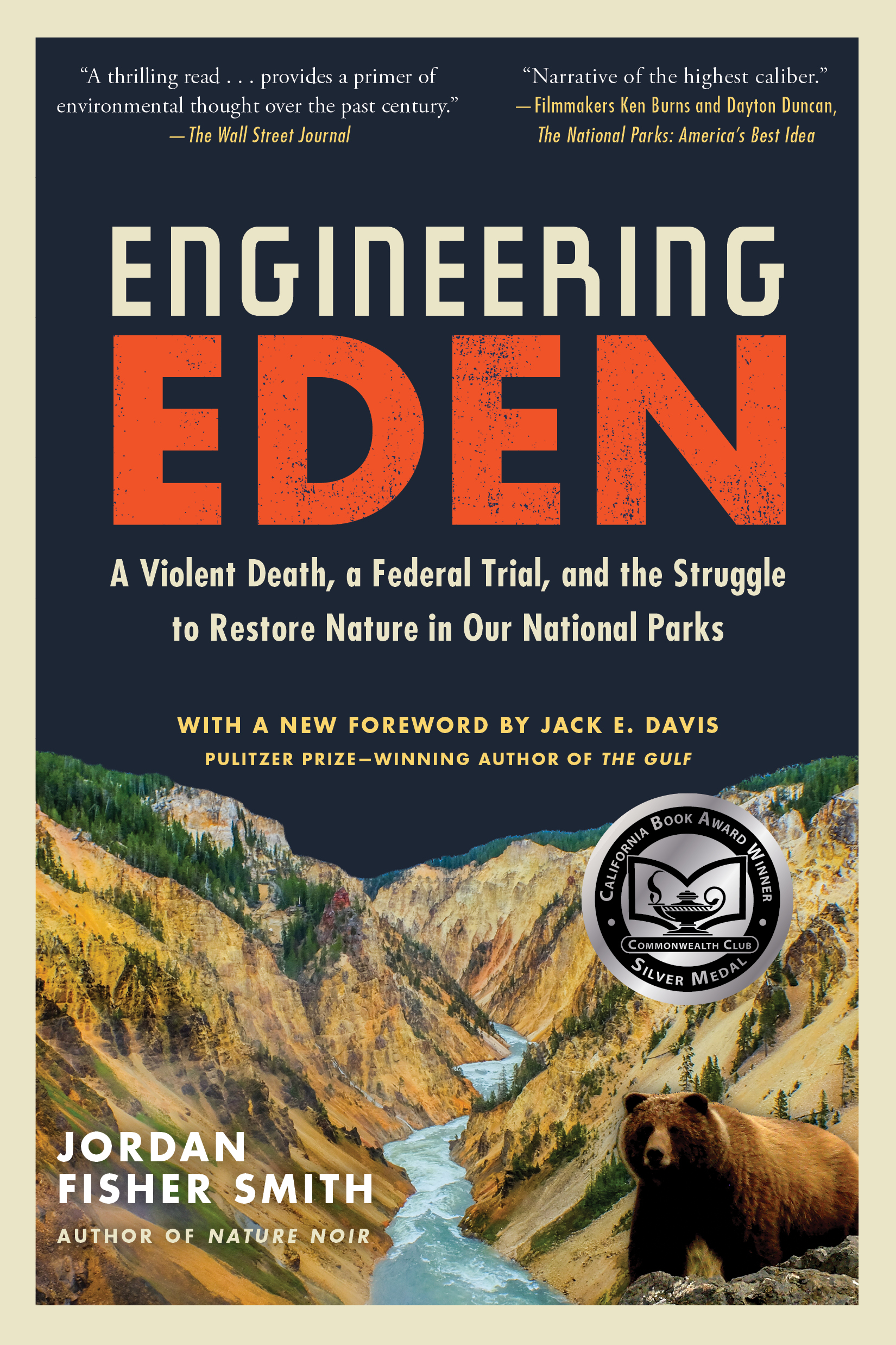 Engineering Eden - Workman Publishing