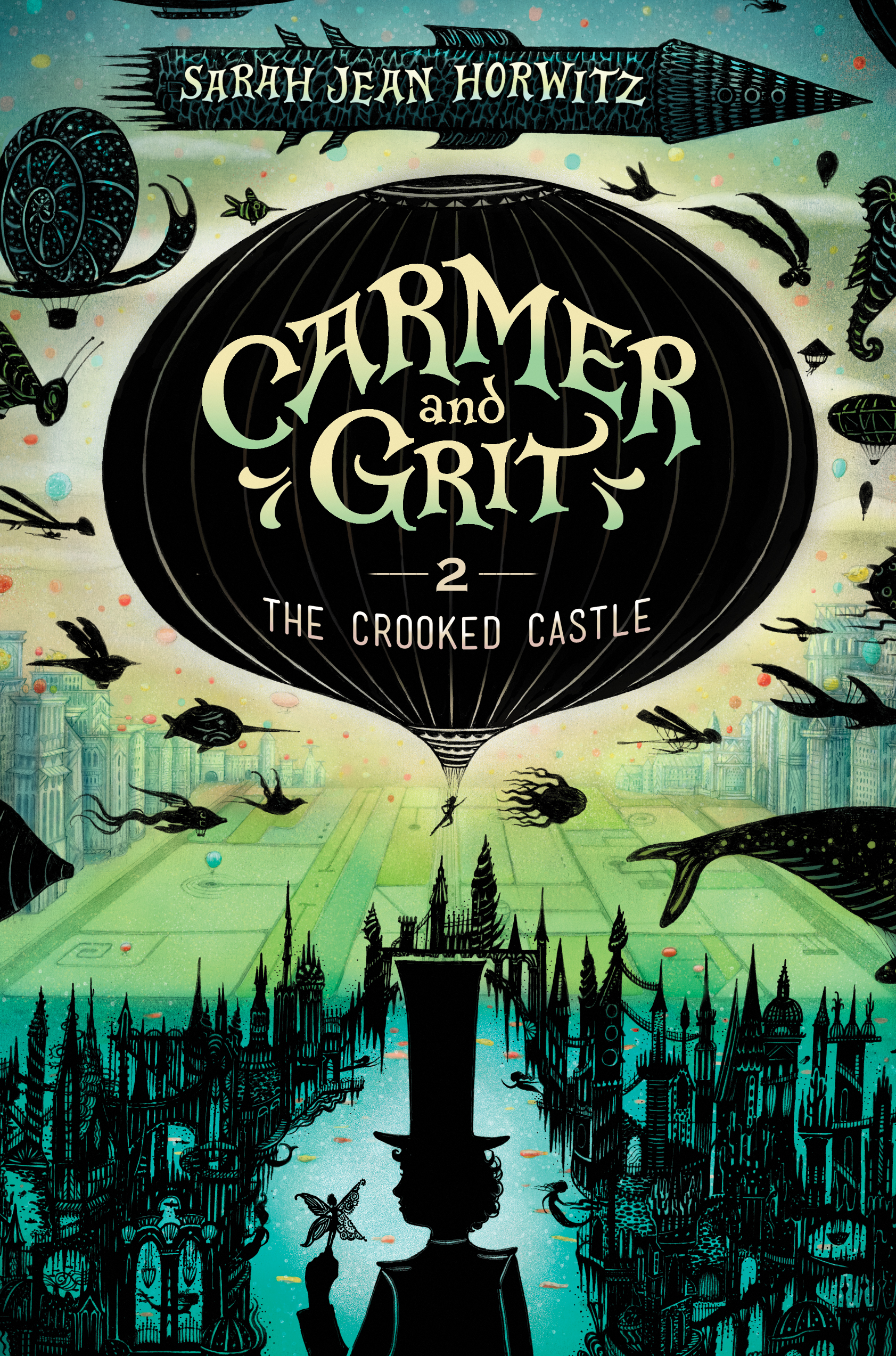 Carmer and Grit: The Crooked Castle