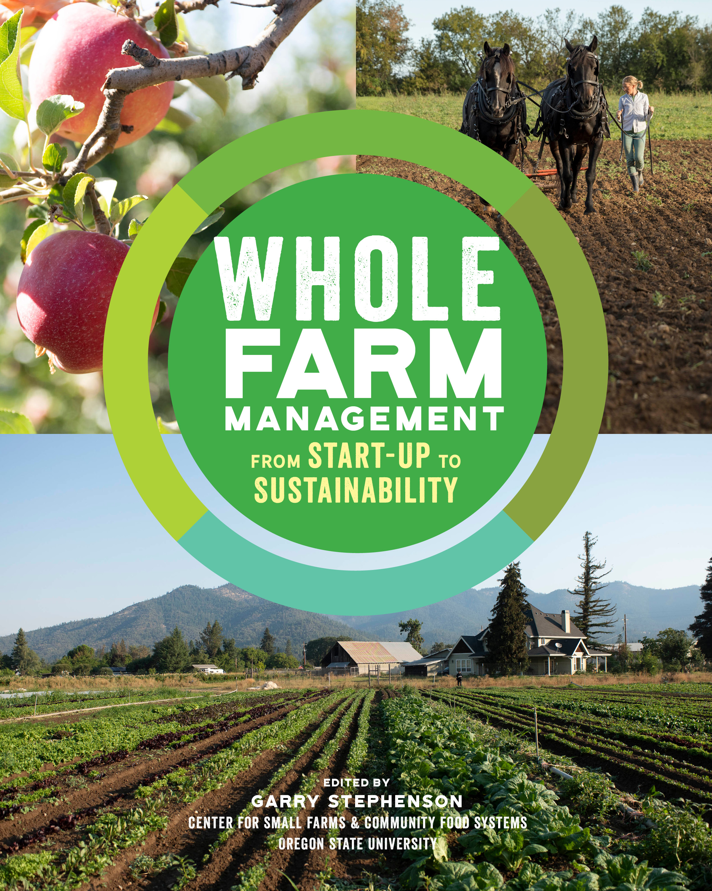 Whole Farm Management From Start-Up to Sustainability - Garry Stephenson
