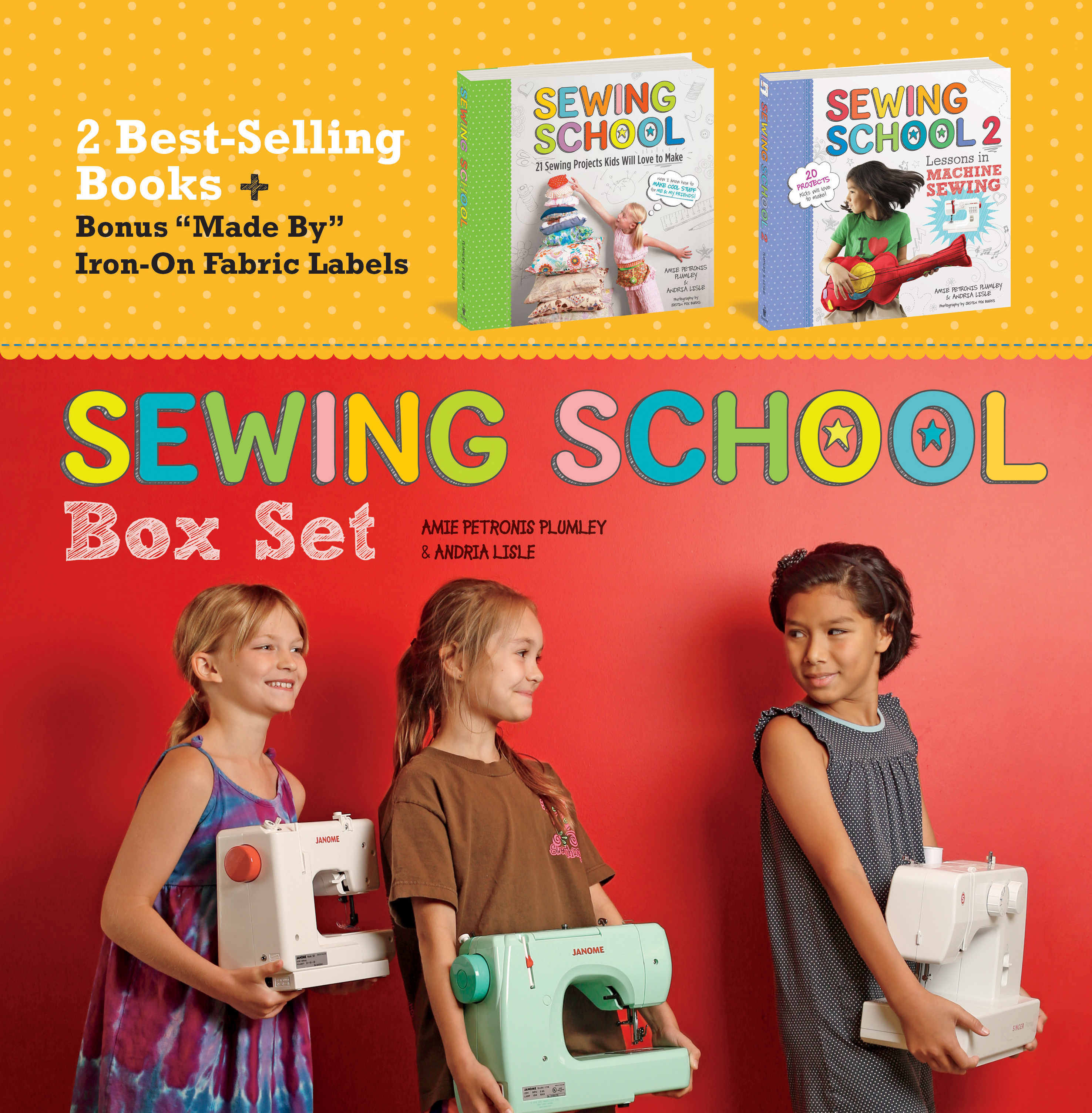 Sewing School <sup>®</sup> Box Set  - Amie Petronis Plumley