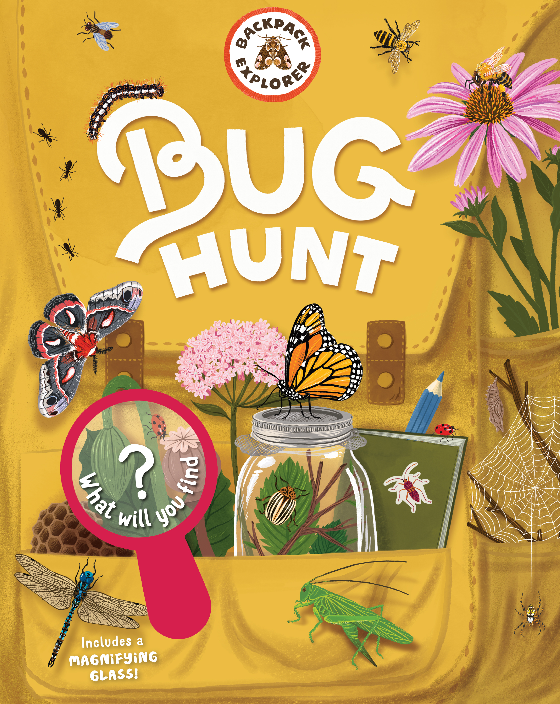 Backpack Explorer: Bug Hunt What Will You Find? - Editors of Storey Publishing