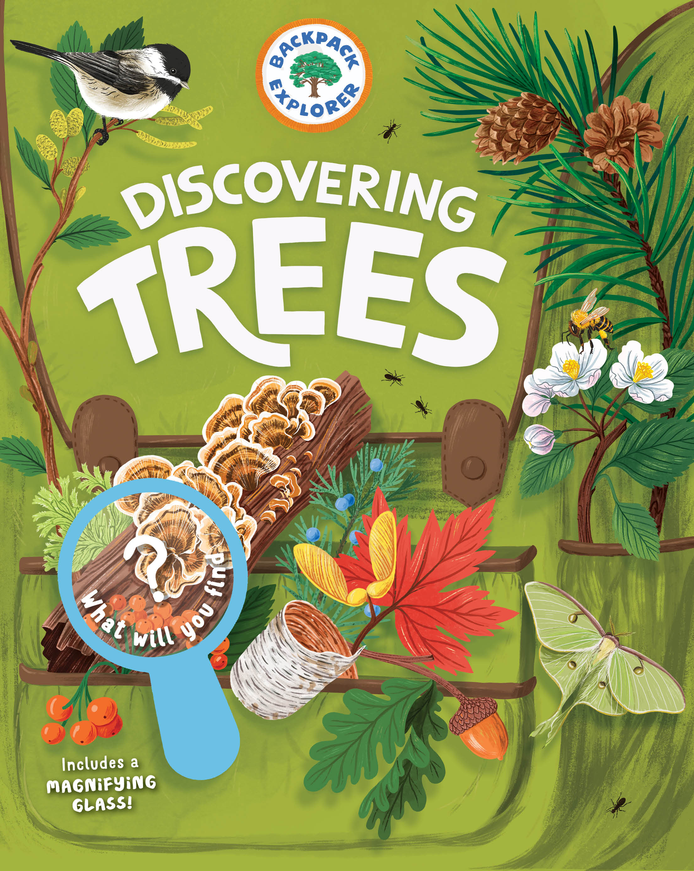Backpack Explorer: Discovering Trees What Will You Find? - Editors of Storey Publishing