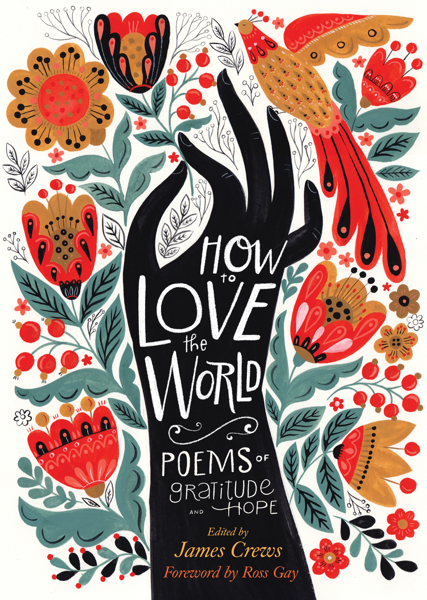 How to Love the World Poems of Gratitude and Hope - James Crews