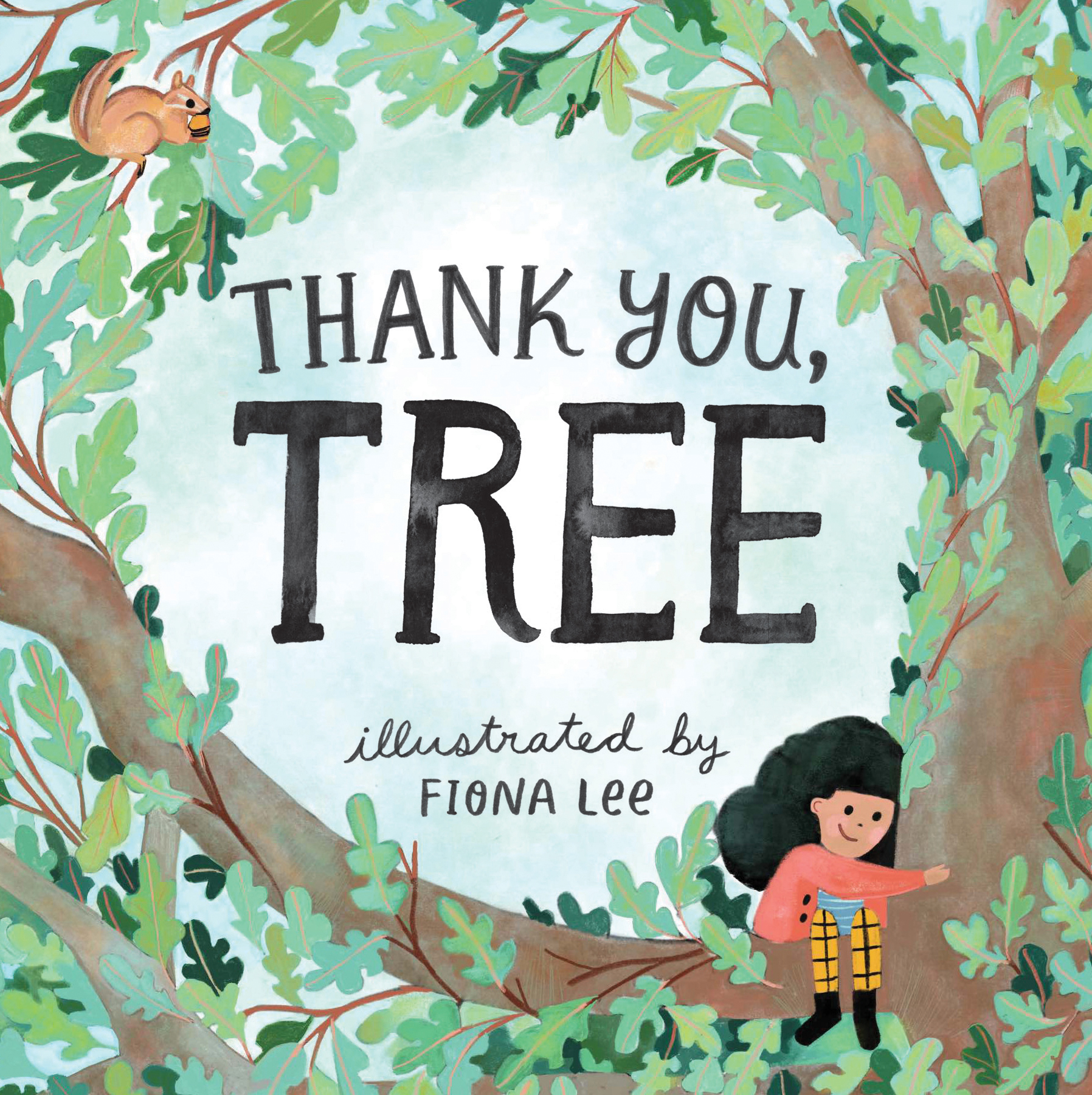 Thank You, Tree A Board Book - Editors of Storey Publishing