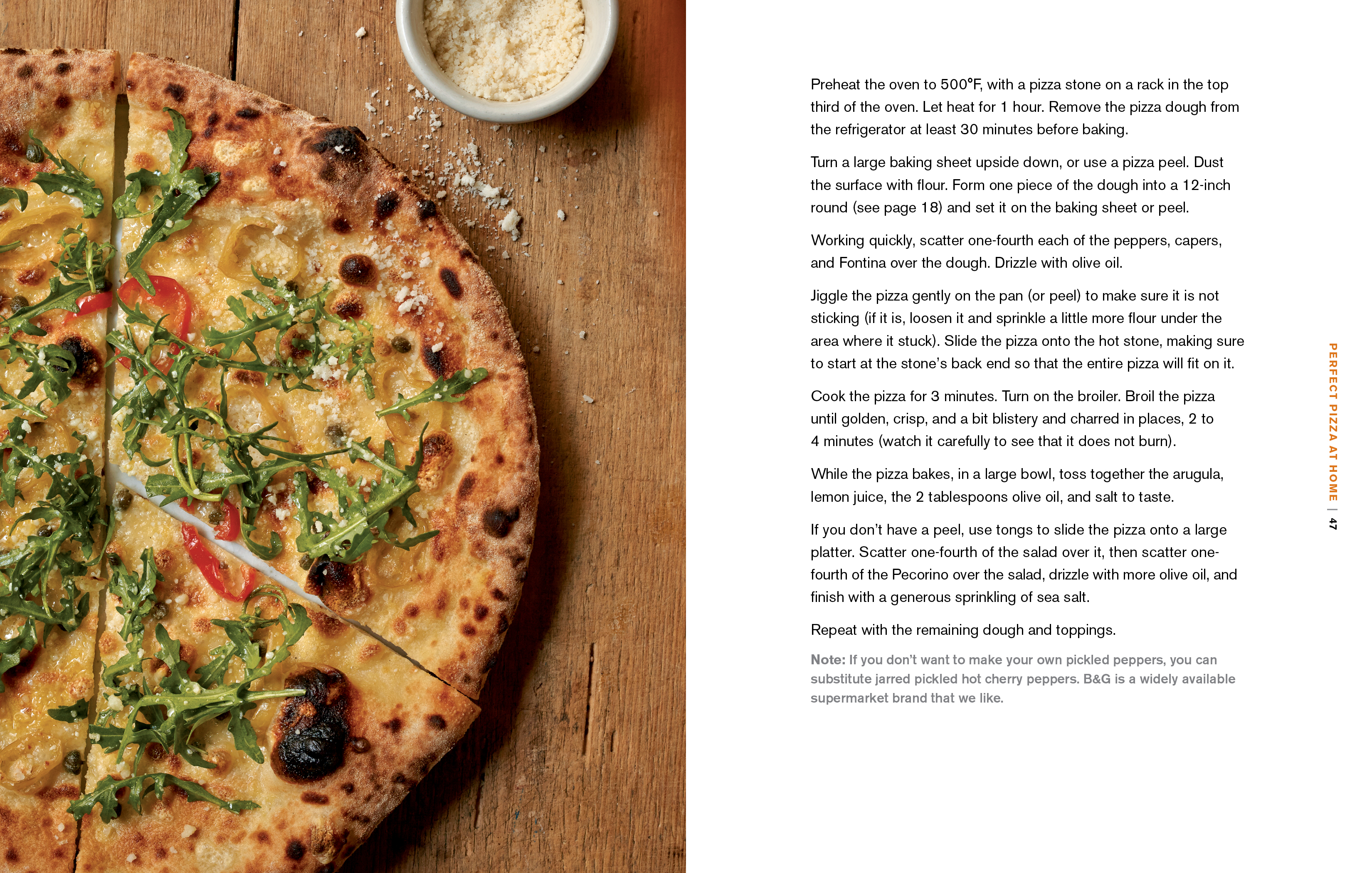 The Artisanal Kitchen: Perfect Pizza at Home - Workman Publishing