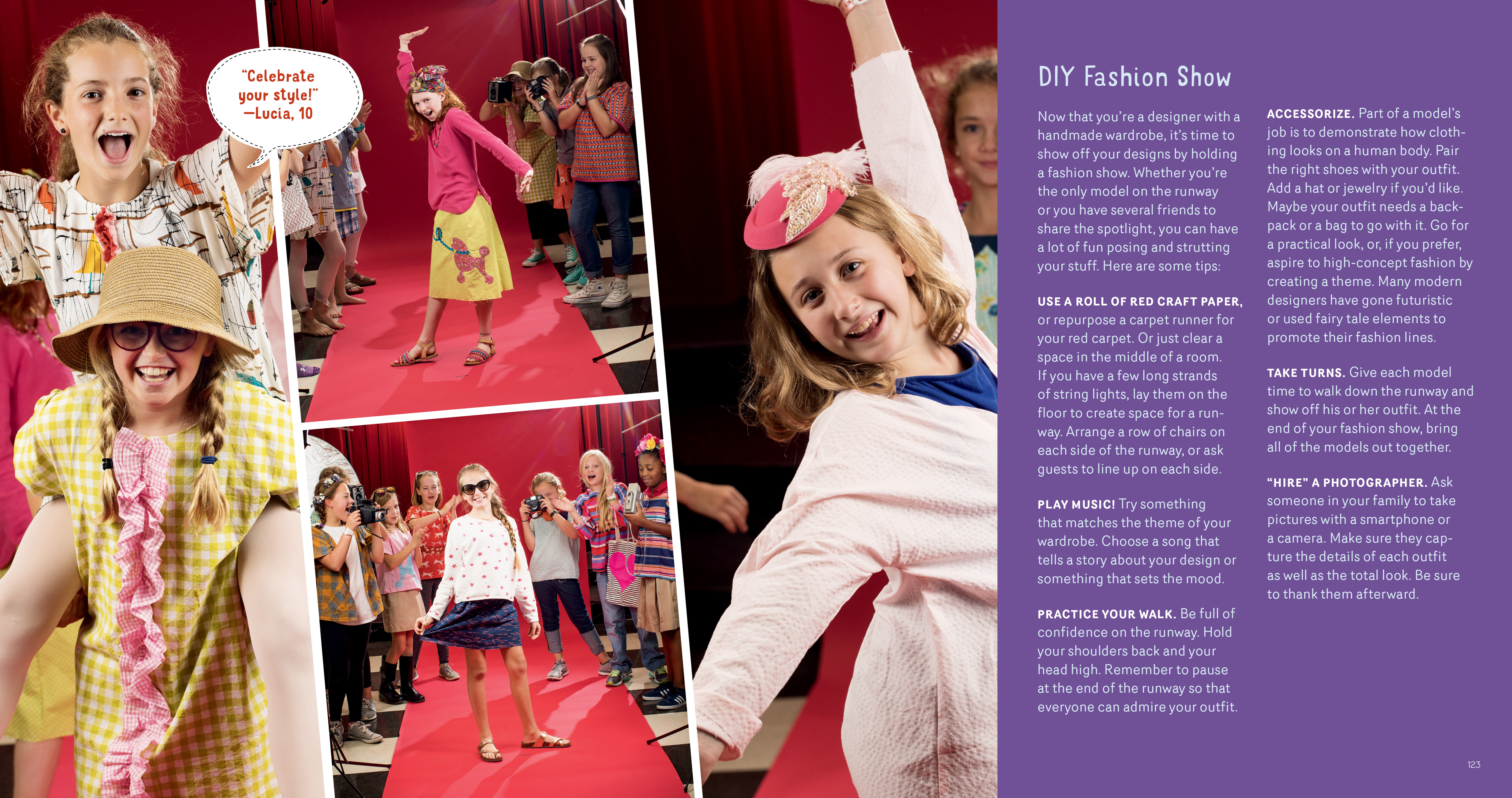 Sewing School Fashion Design Workman Publishing