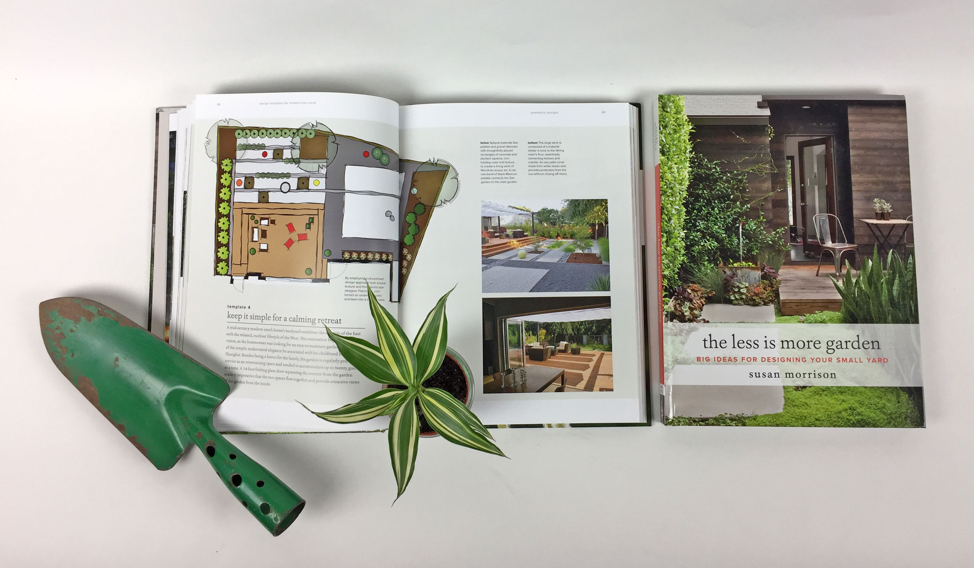 The Less Is More Garden Workman Publishing