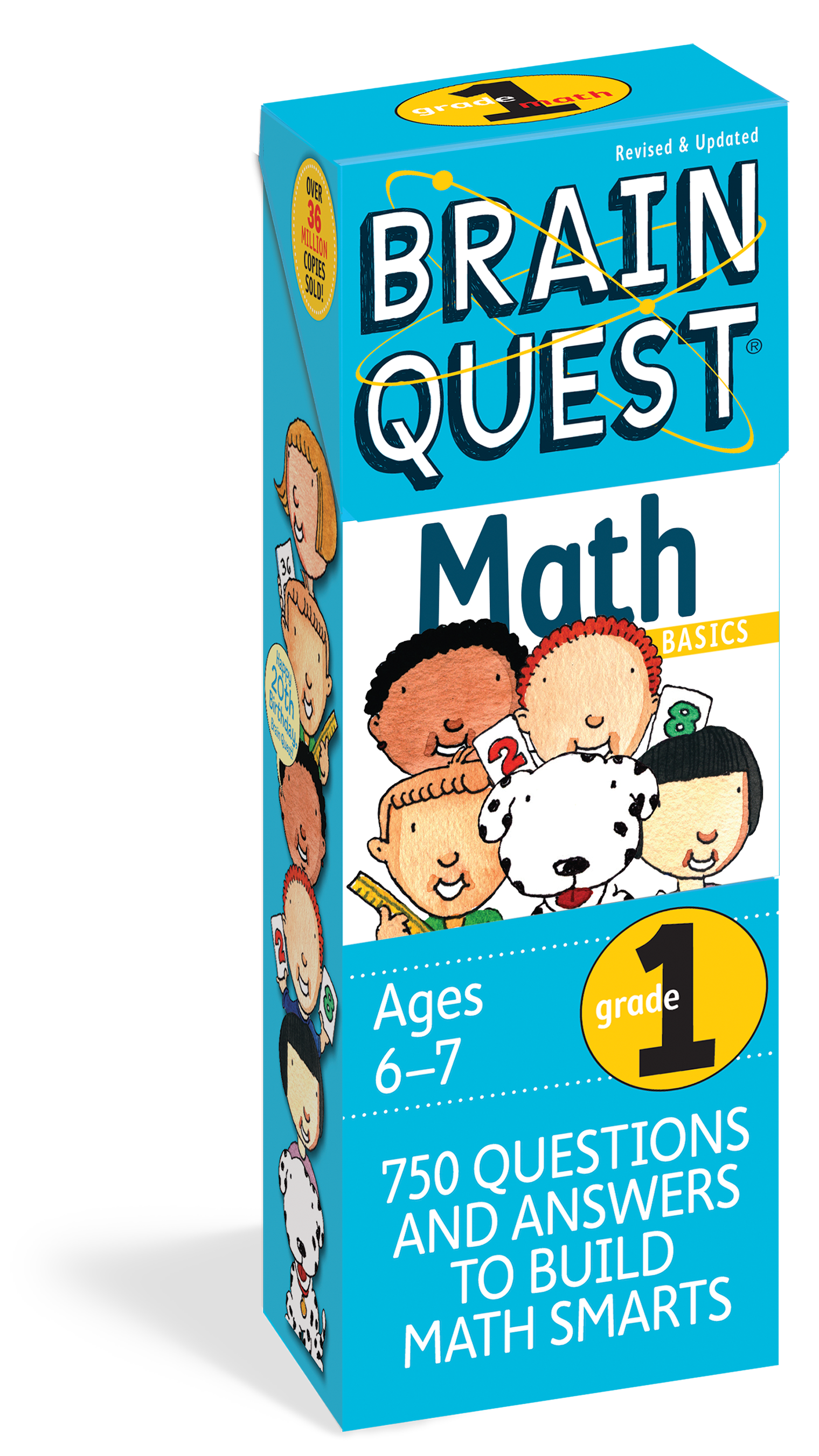 Brain Quest Grade 1 Math - Workman Publishing