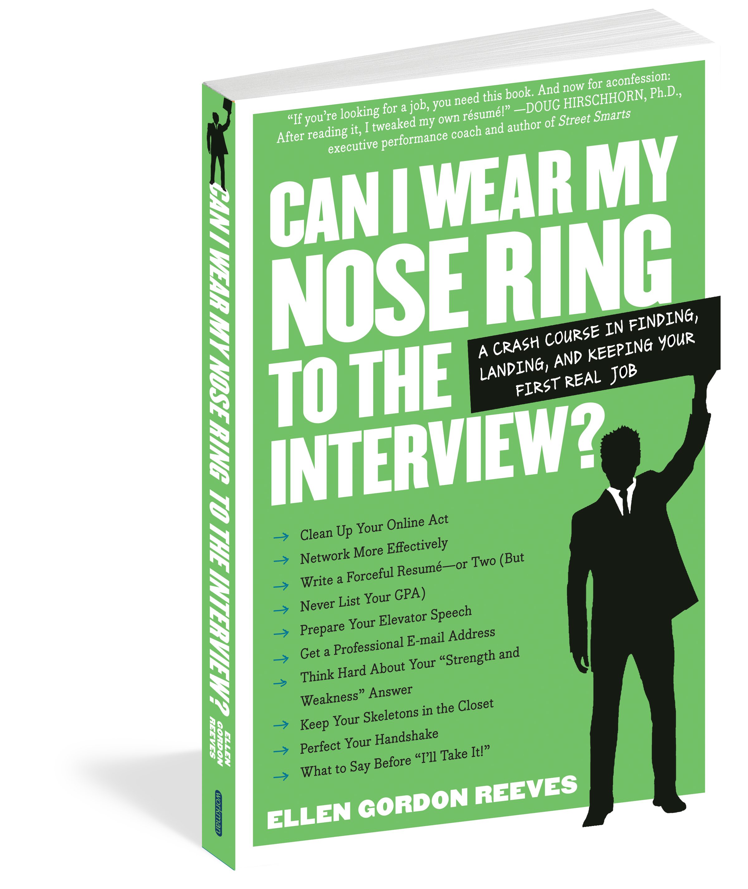 Can I Wear My Nose Ring to the Interview? - Workman Publishing