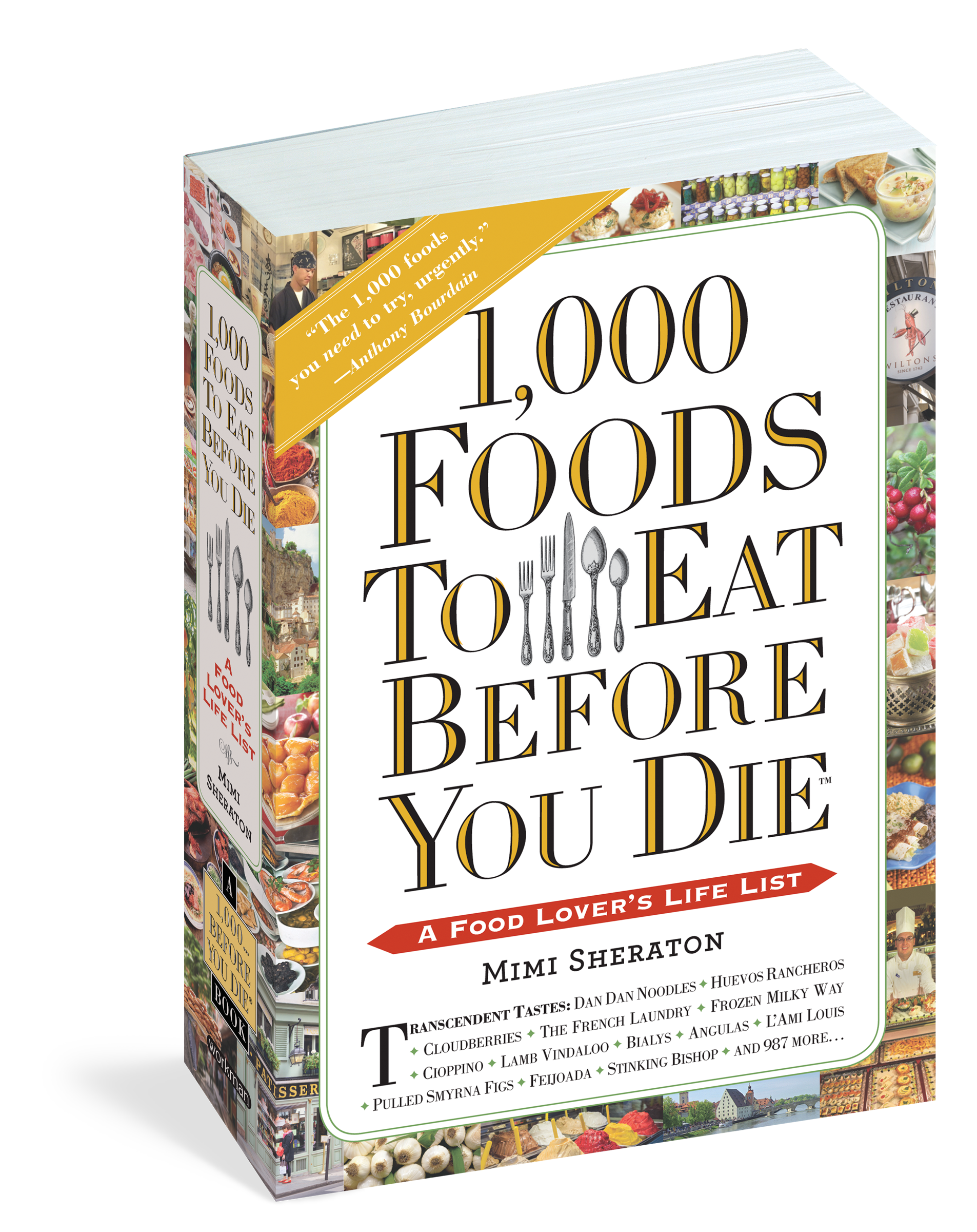 1,000 Foods To Eat Before You Die. A Food Lover's Life List