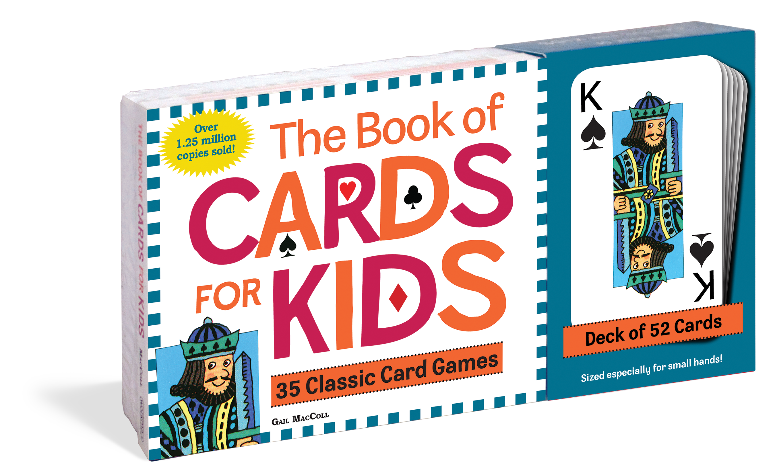 The Book of Cards for Kids - Workman Publishing