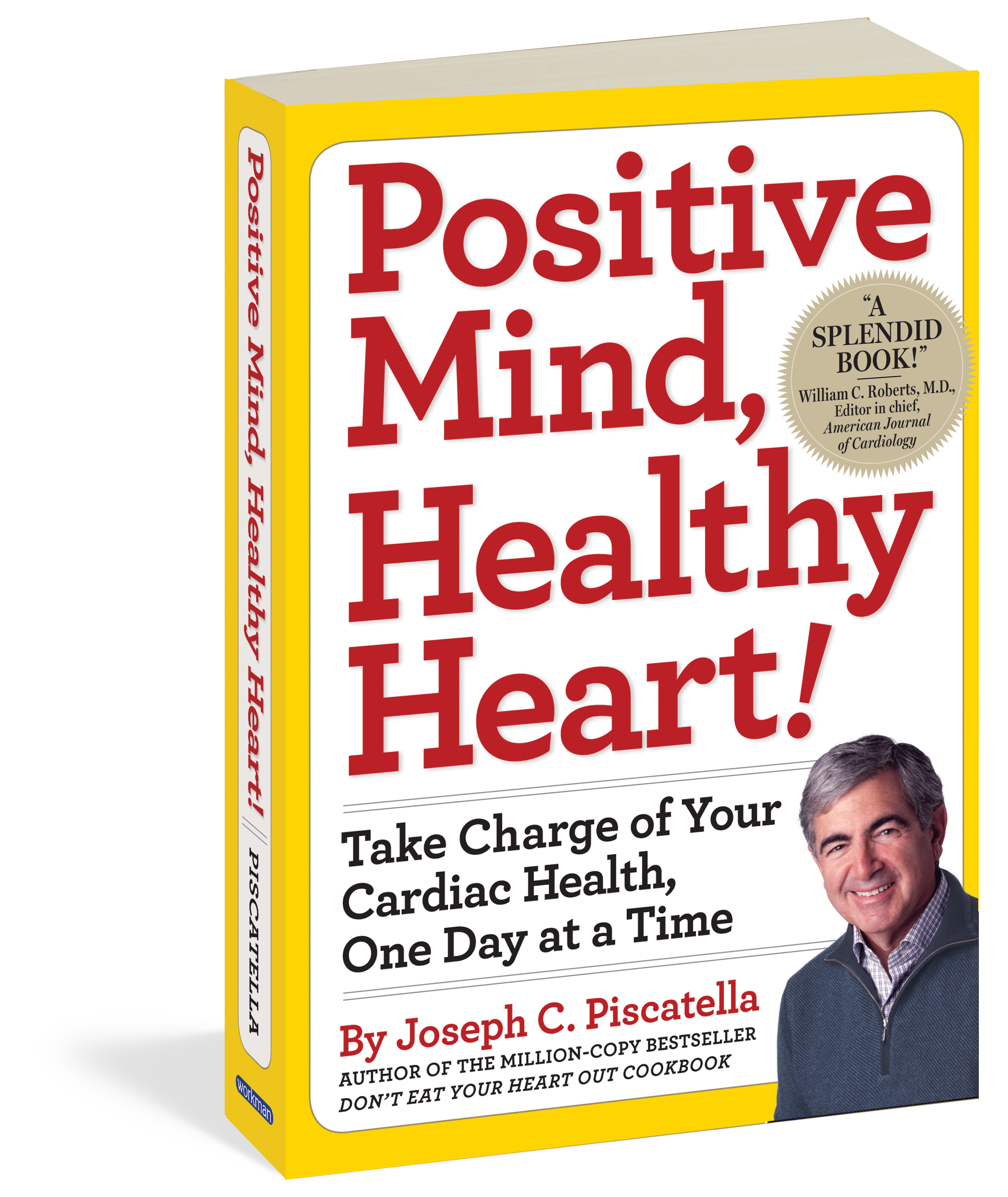 Positive Mind, Healthy Heart! - Workman Publishing