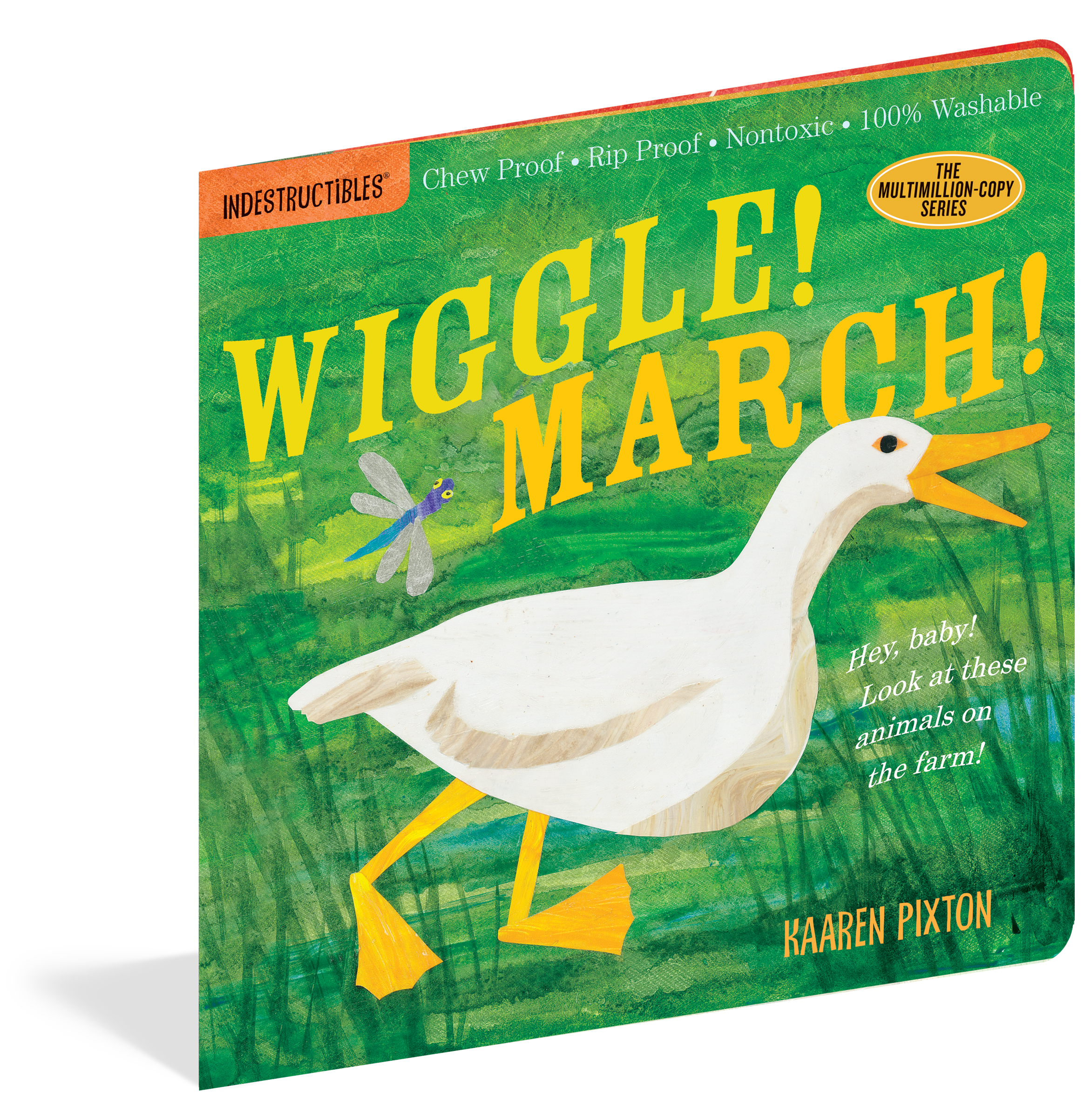 Indestructibles Wiggle March!