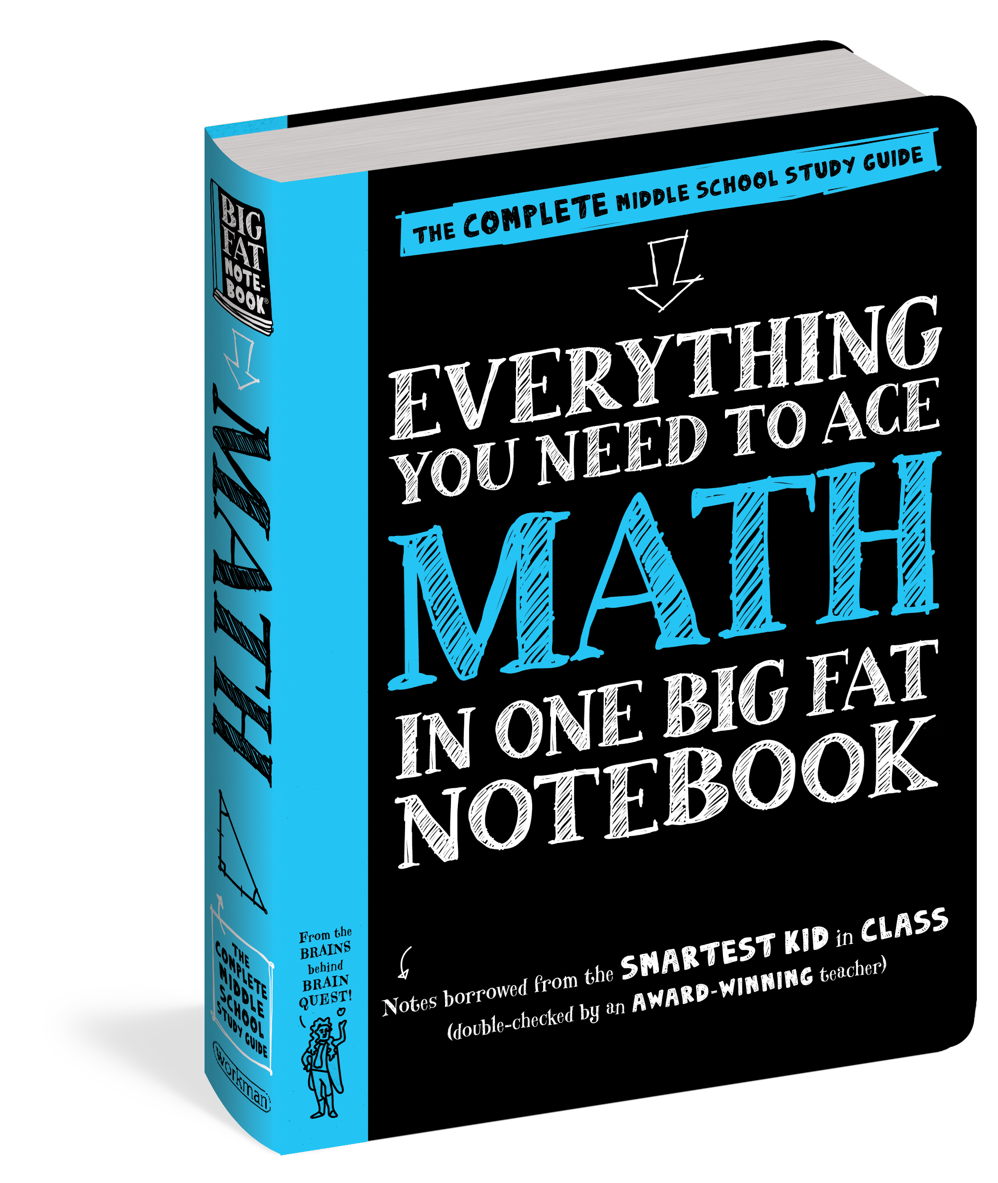Everything You Need to Ace Math in One Big Fat Notebook - Workman ...