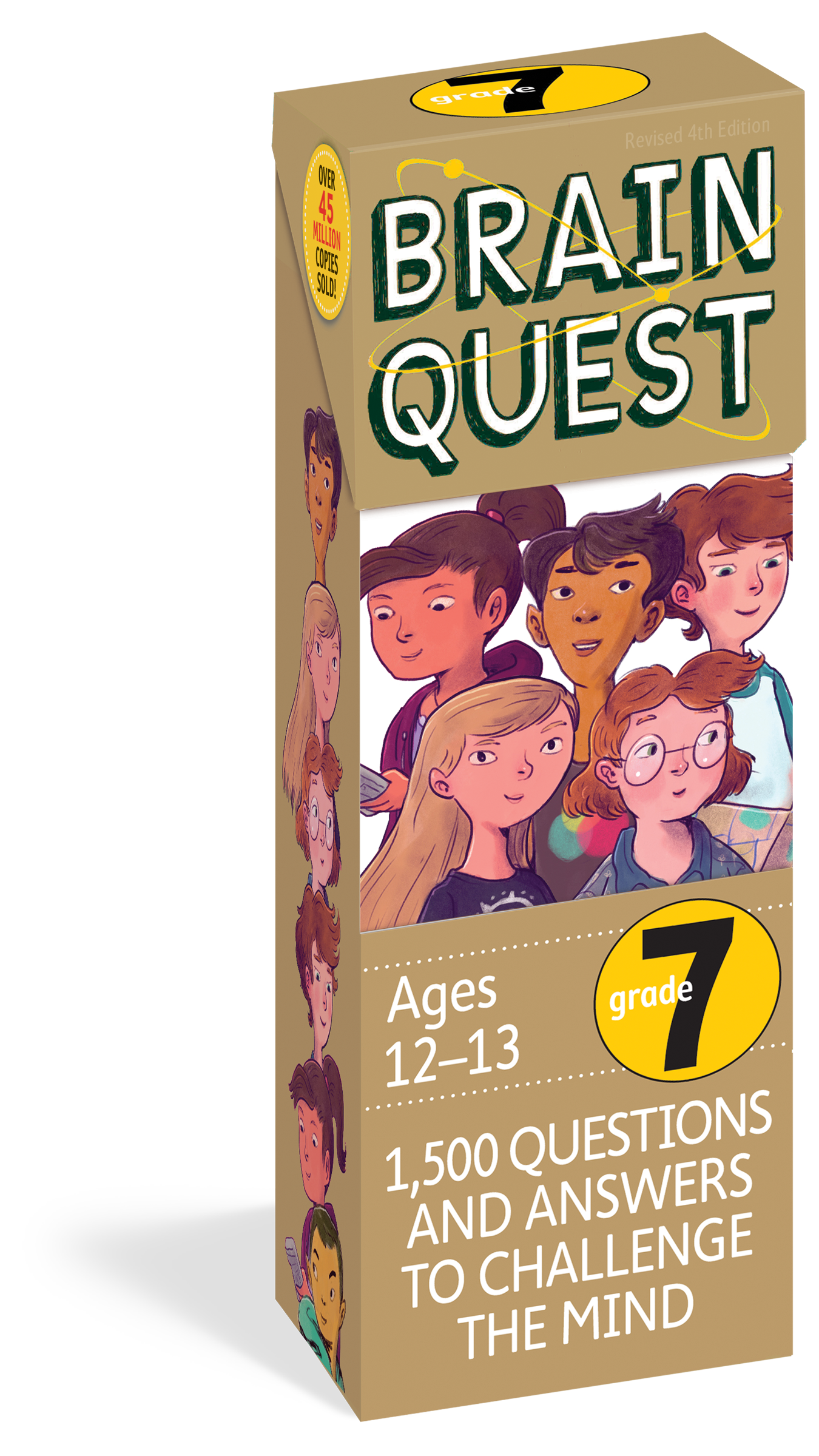 Brain Quest Grade 7, revised 4th edition - Workman Publishing
