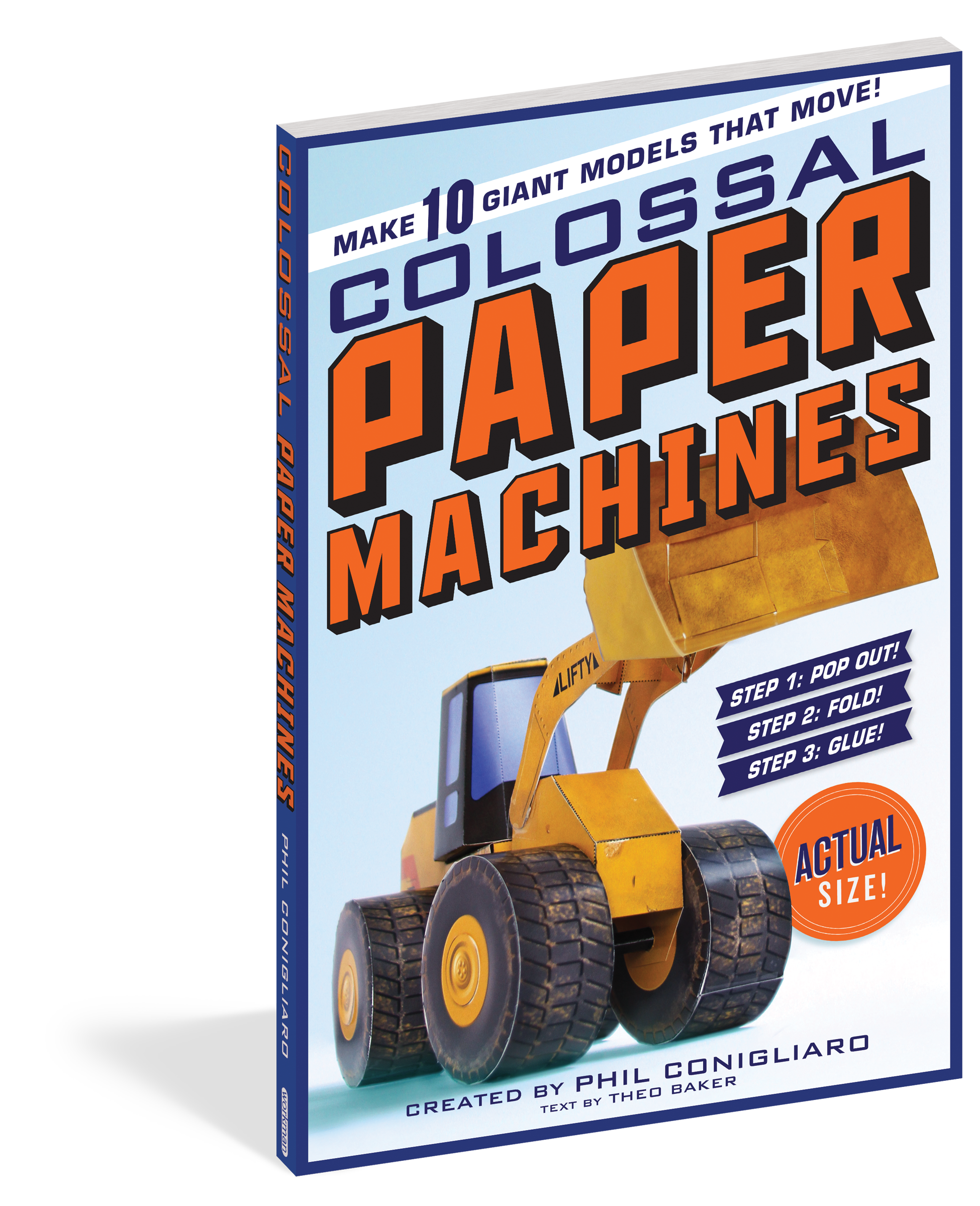 Colossal Paper Machines - Workman Publishing