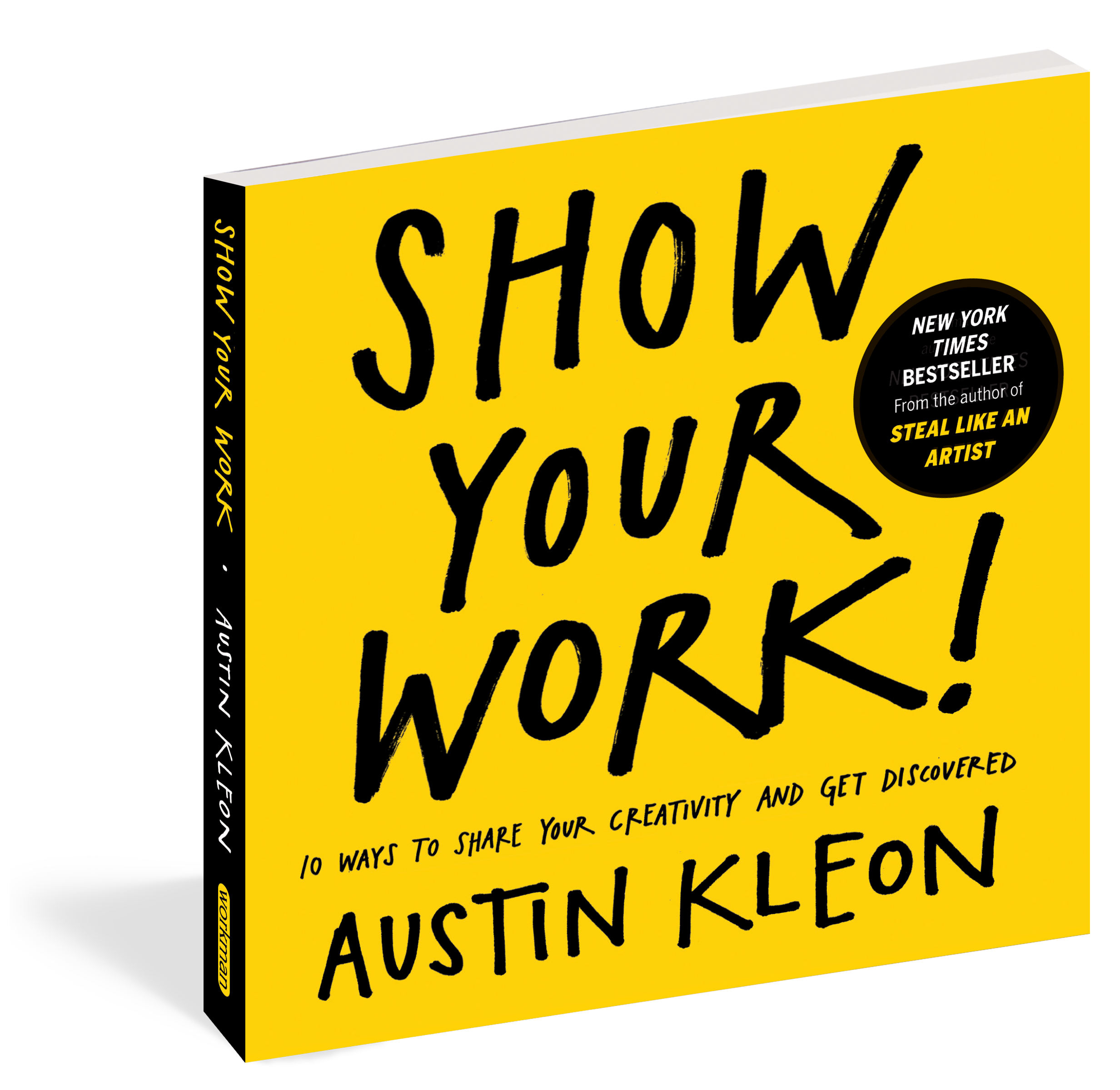 Show Your Work! - Workman Publishing