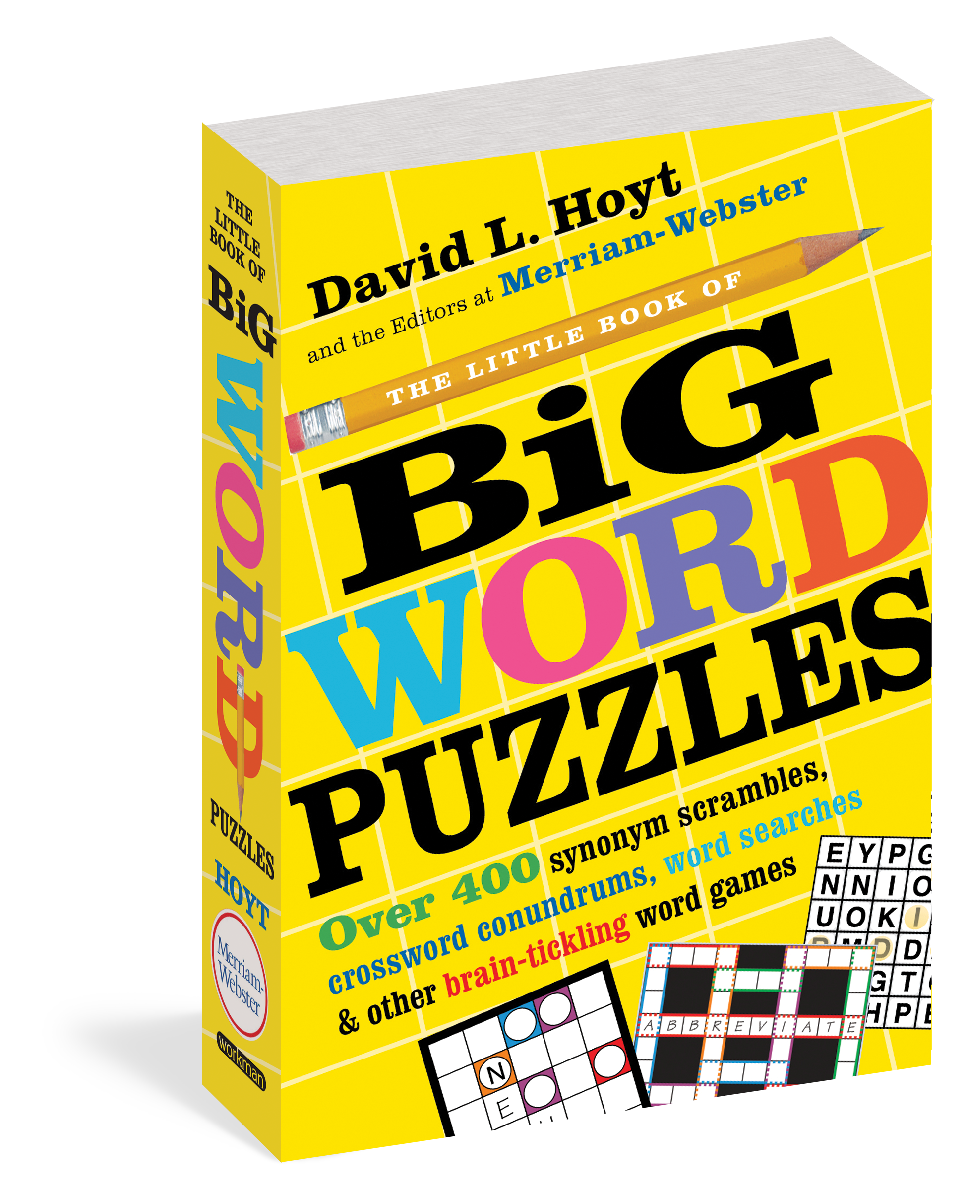 The Little Book Of Big Word Puzzles Workman Publishing