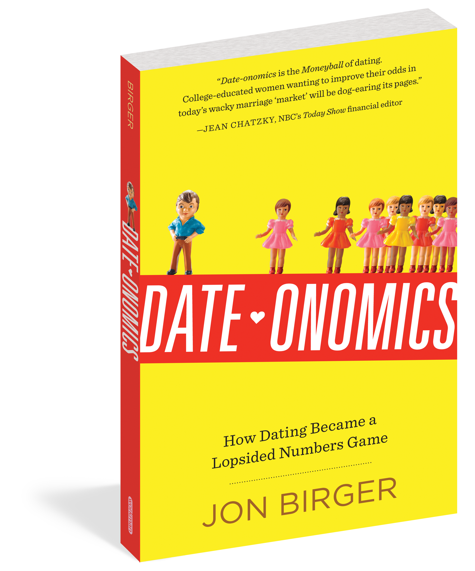 How Dating Became a Lopsided Numbers Game | Jon Birger and ...
