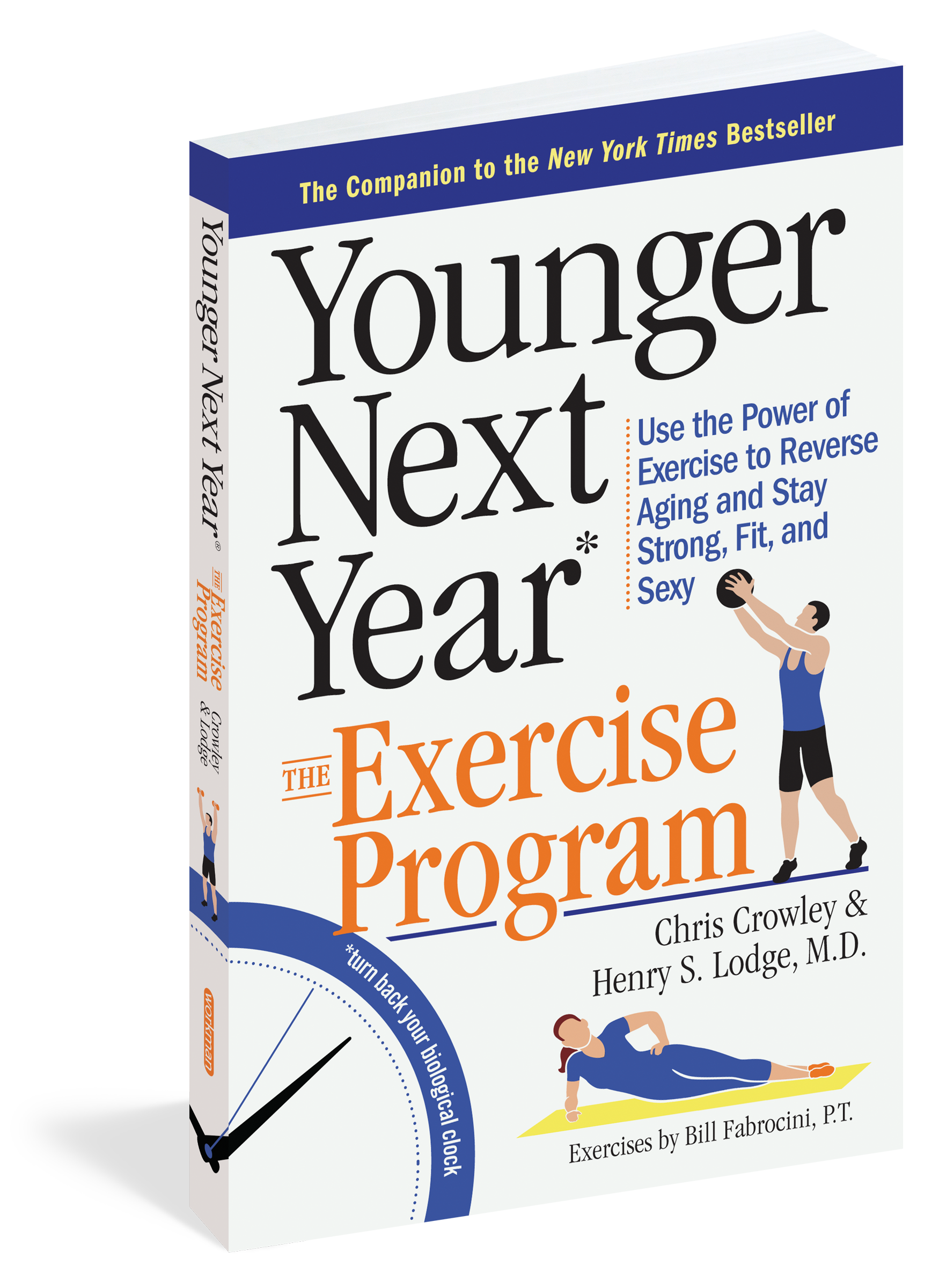 Image result for images for younger next year the exercise programme