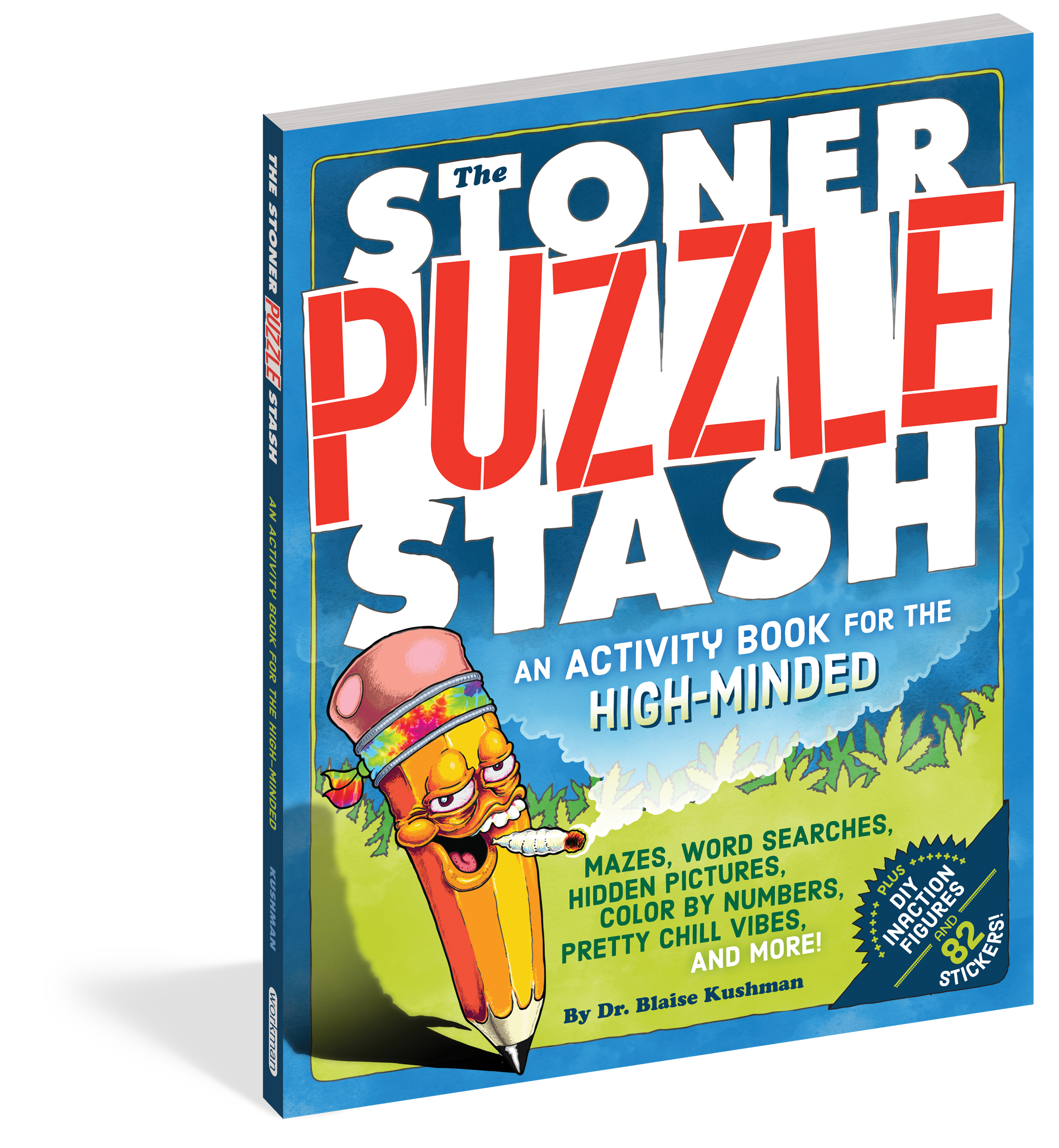 The Stoner Puzzle Stash Workman Publishing