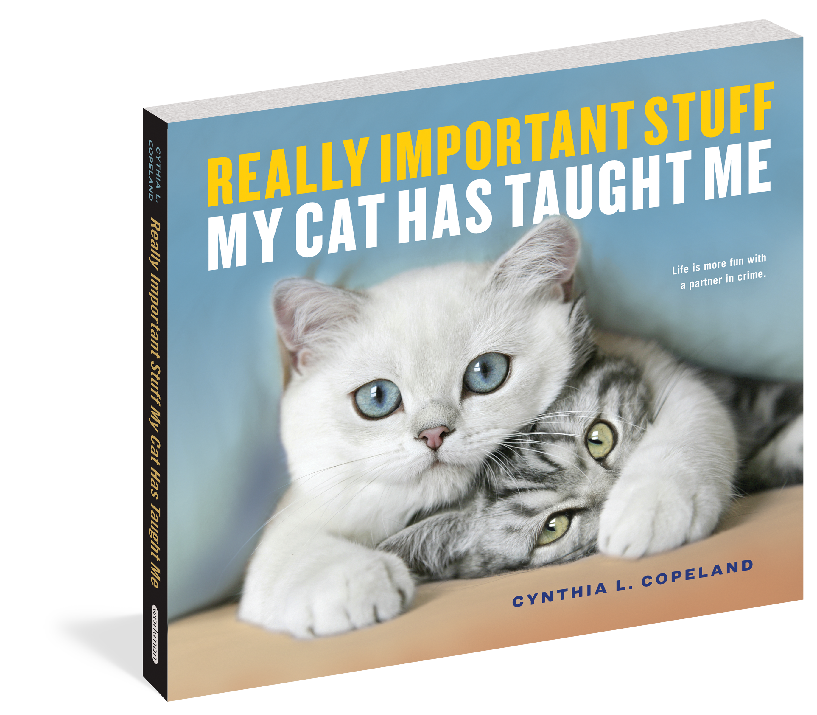 Important Stuff My Dog Or Cat Taught Me Books