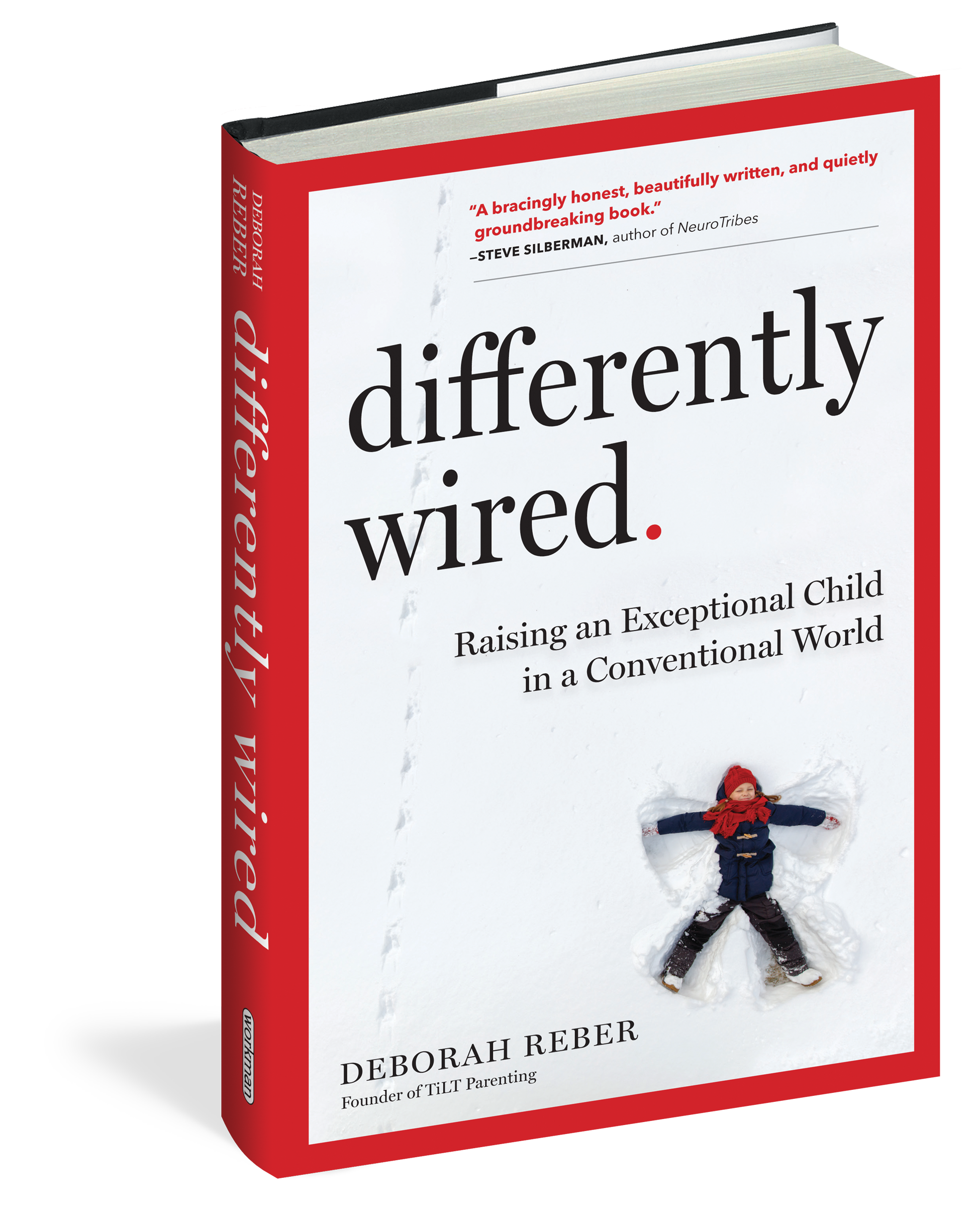 Differently Wired - Workman Publishing