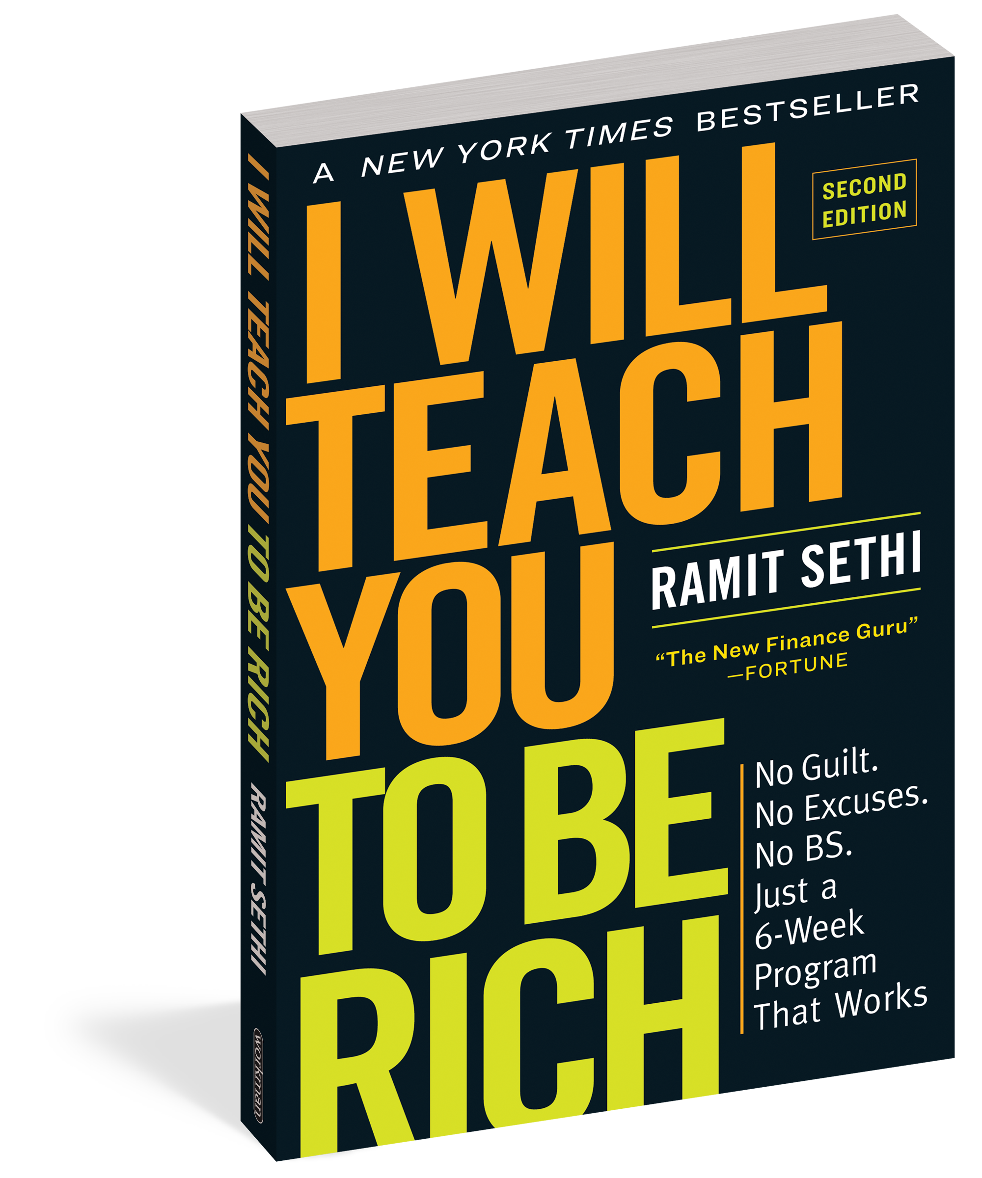 will teach you to be rich