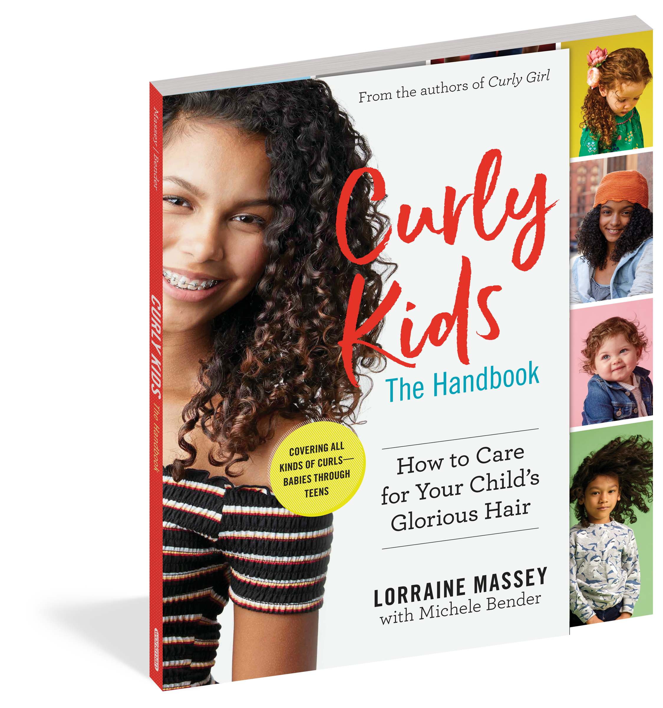 Curly Kids The Handbook Workman Publishing