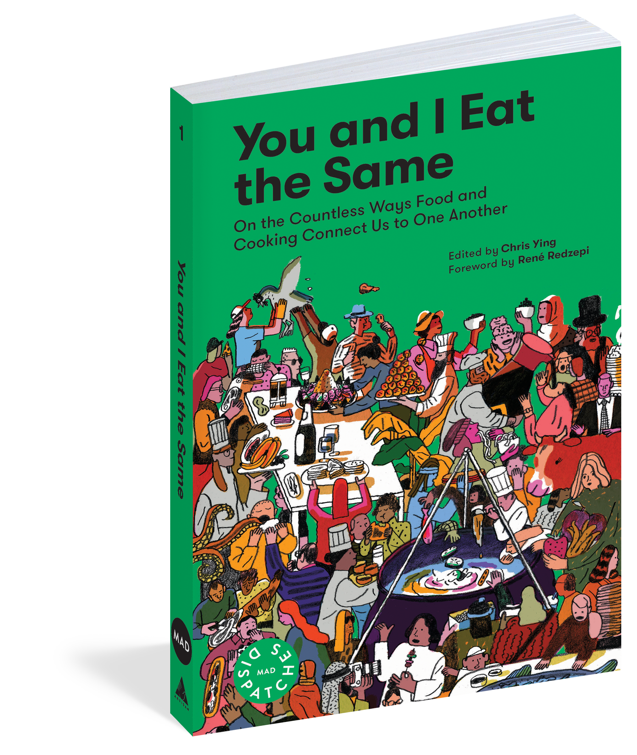 You and I Eat the Same - Workman Publishing