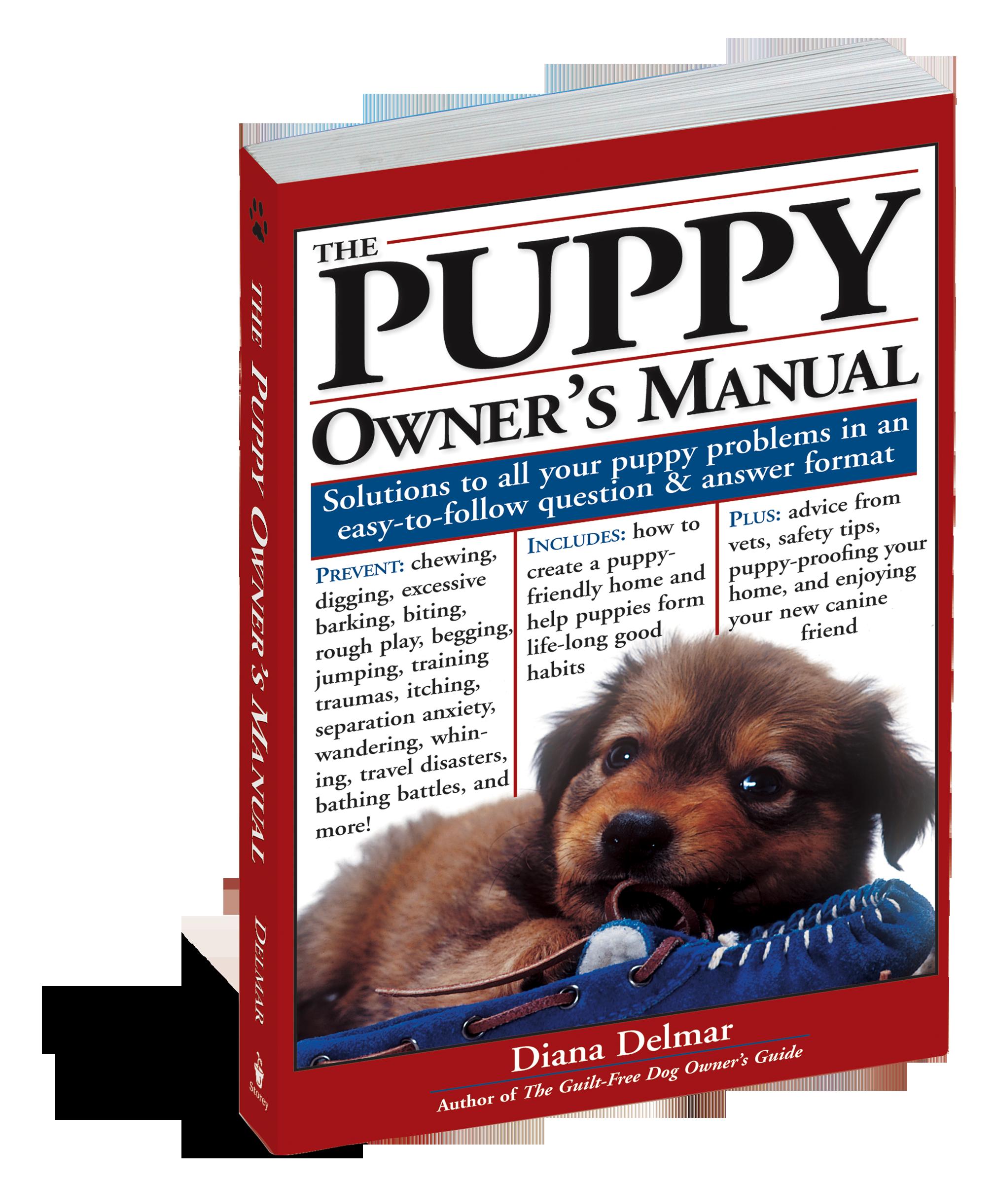 the puppy owner s manual workman publishing rh workman com Service Manuals Repair Manuals